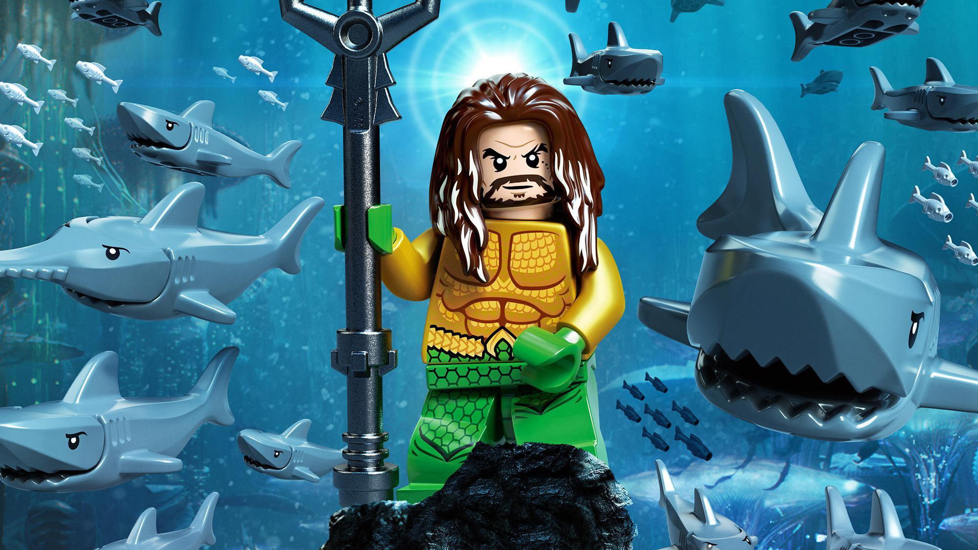 Aquaman Movie Lego Hd Superheroes 4k Wallpapers Images Backgrounds Photos And Pictures
