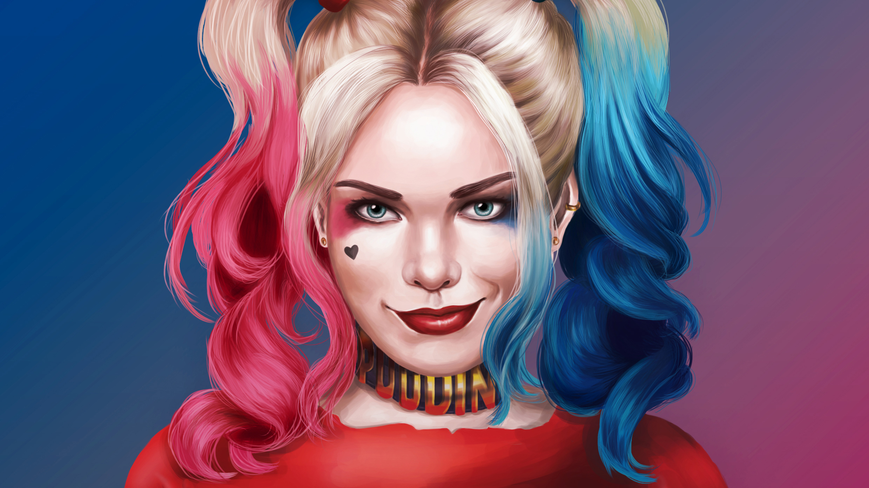 Arts Harley Quinn  Hd Superheroes  4k Wallpapers  Images