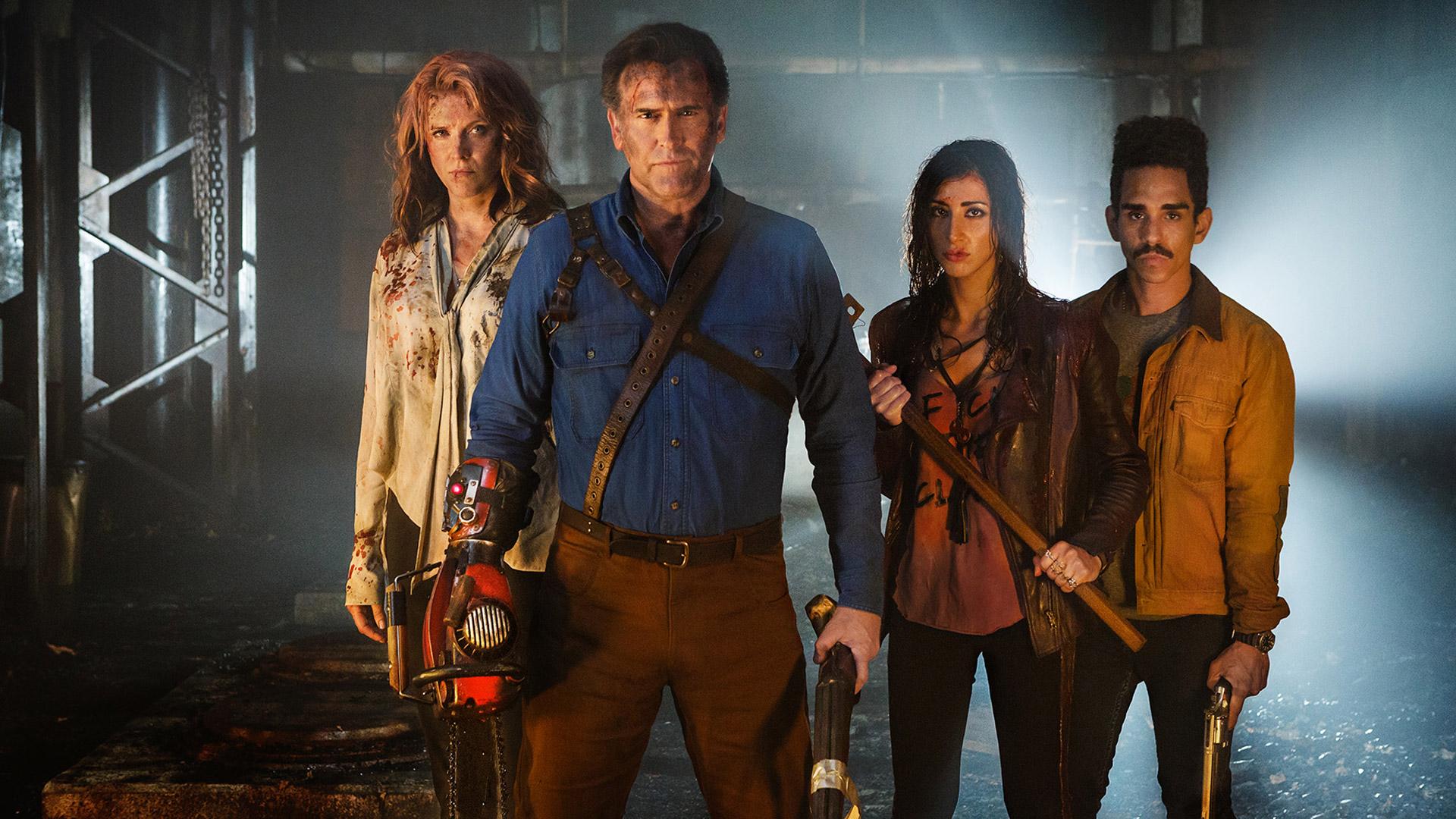 Ash Vs Evil Dead Season 2 Hd Tv Shows 4k Wallpapers Images