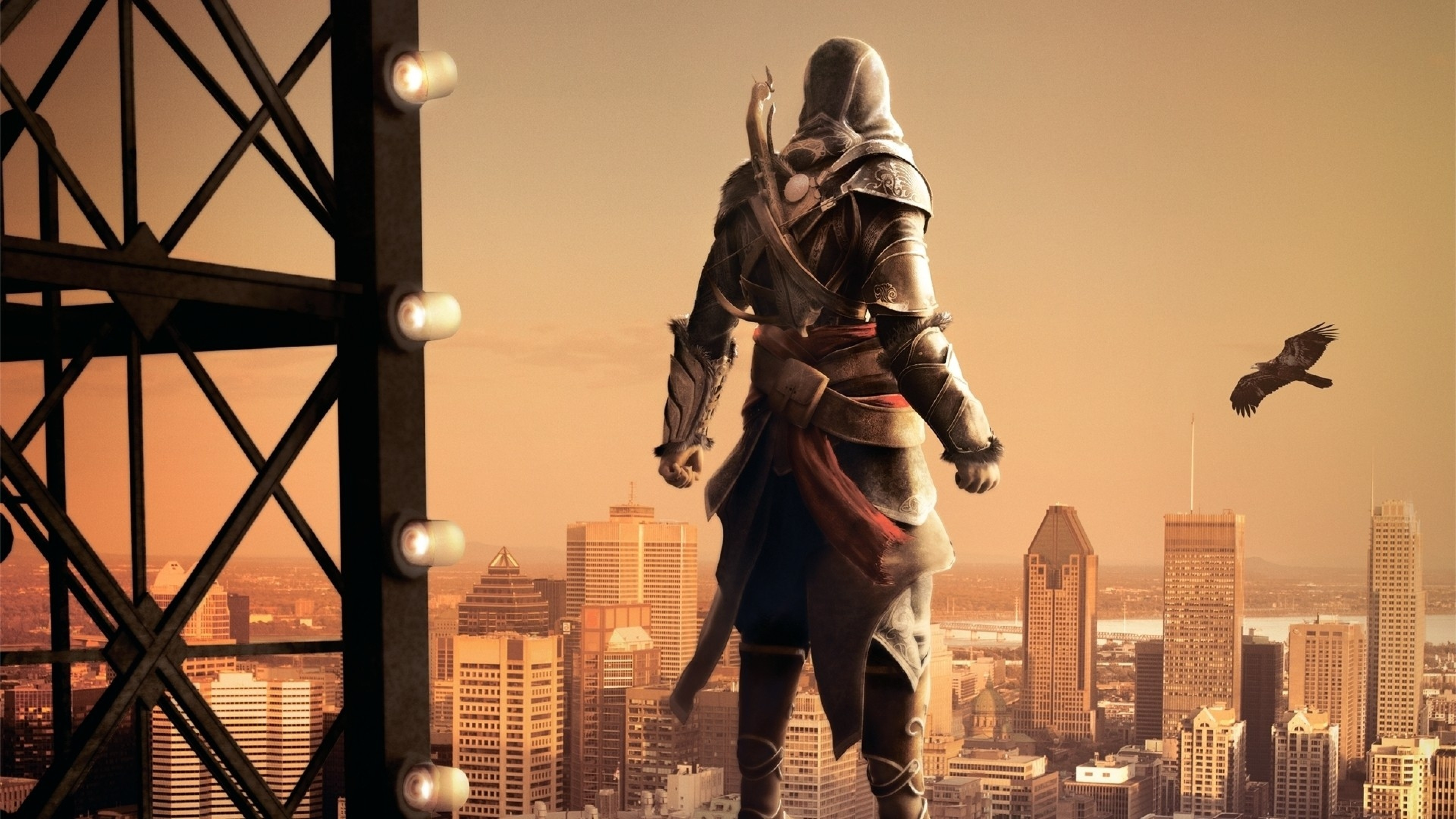 Assassin Creed Ezio Hd Games 4k Wallpapers Images Backgrounds Photos And Pictures