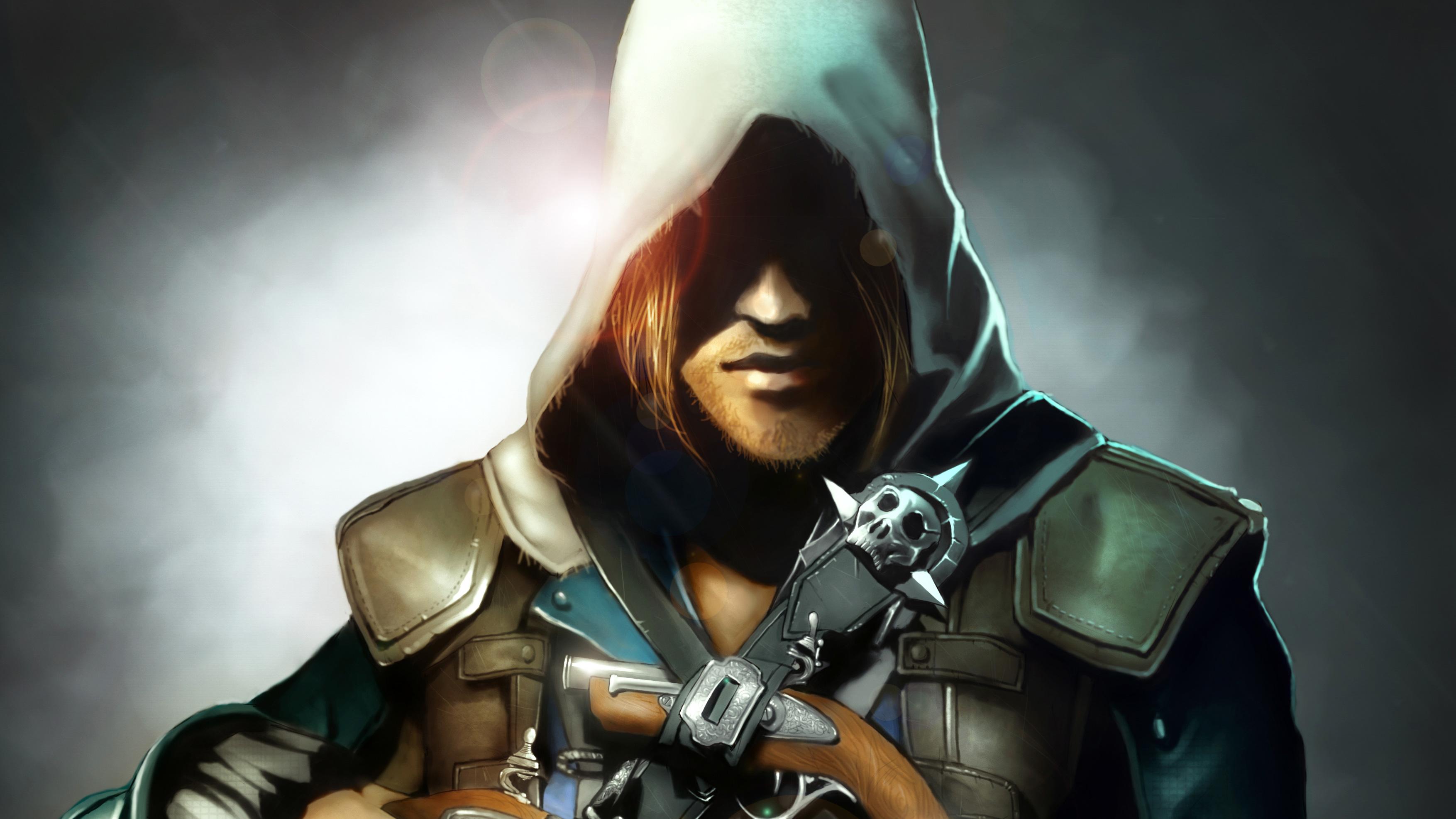 1920x1080 Assassins Creed 4 Black Flag Art Laptop Full Hd 1080p Hd