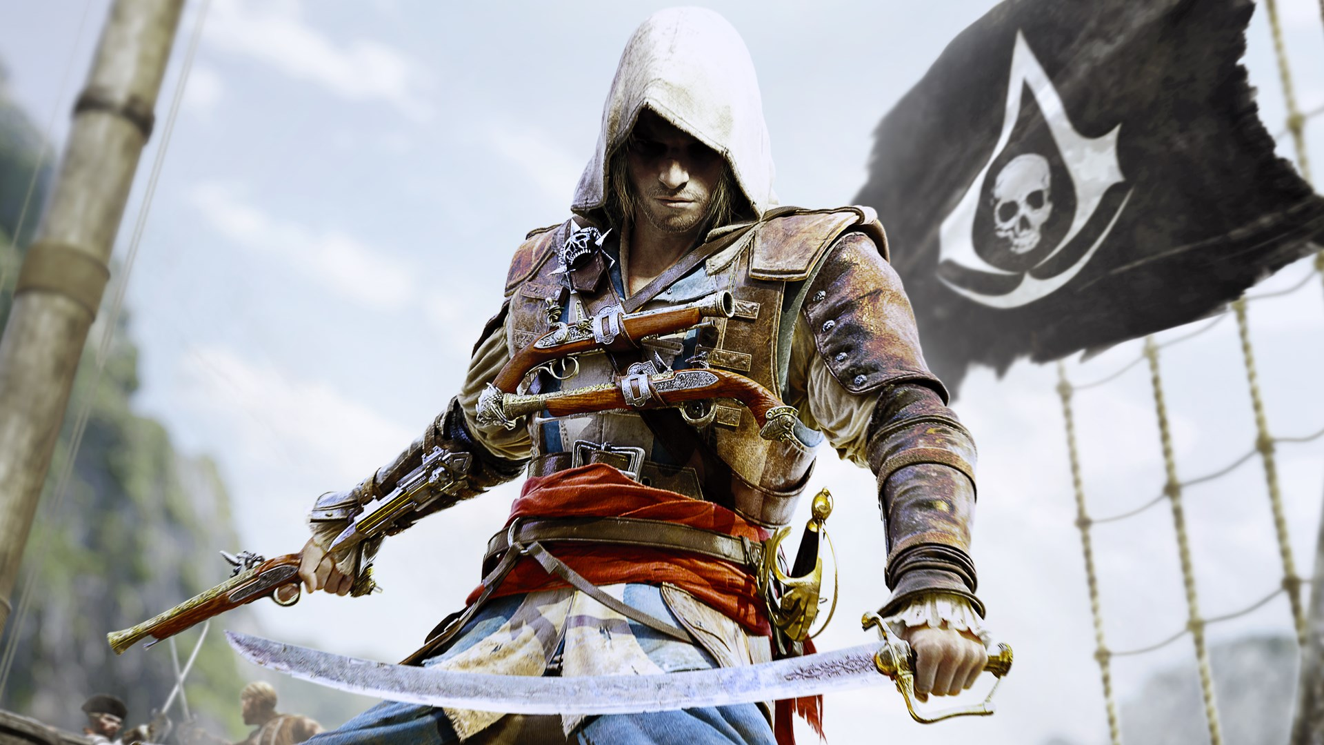 Assassins Creed Iv Black Flag 4k Hd Games 4k Wallpapers Images