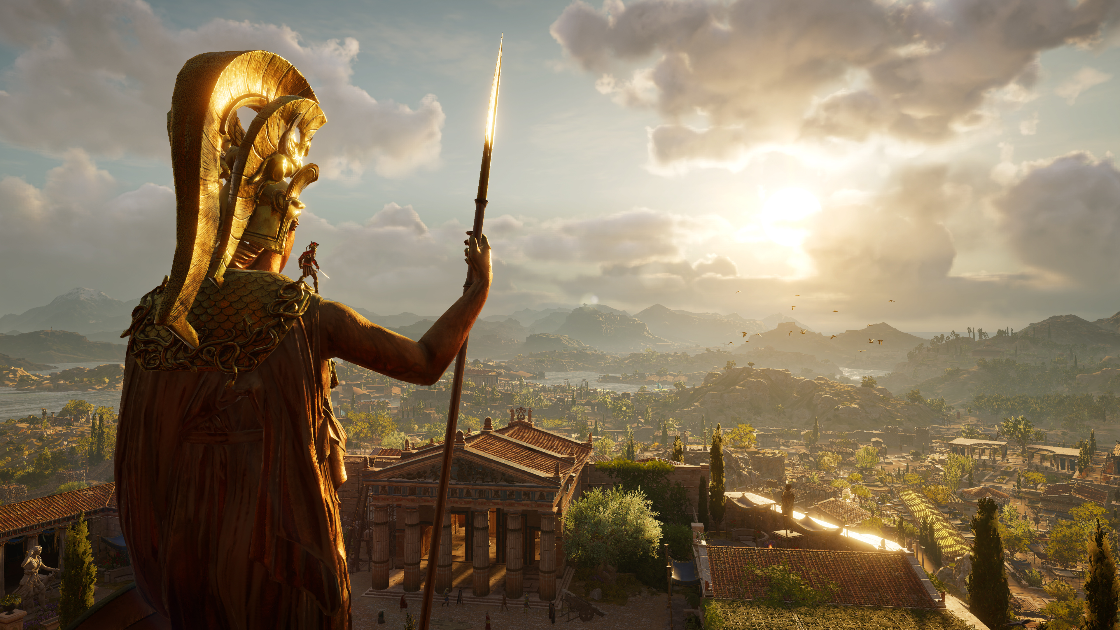 Assassins Creed Odyssey E3 2018 4k Hd Games 4k Wallpapers