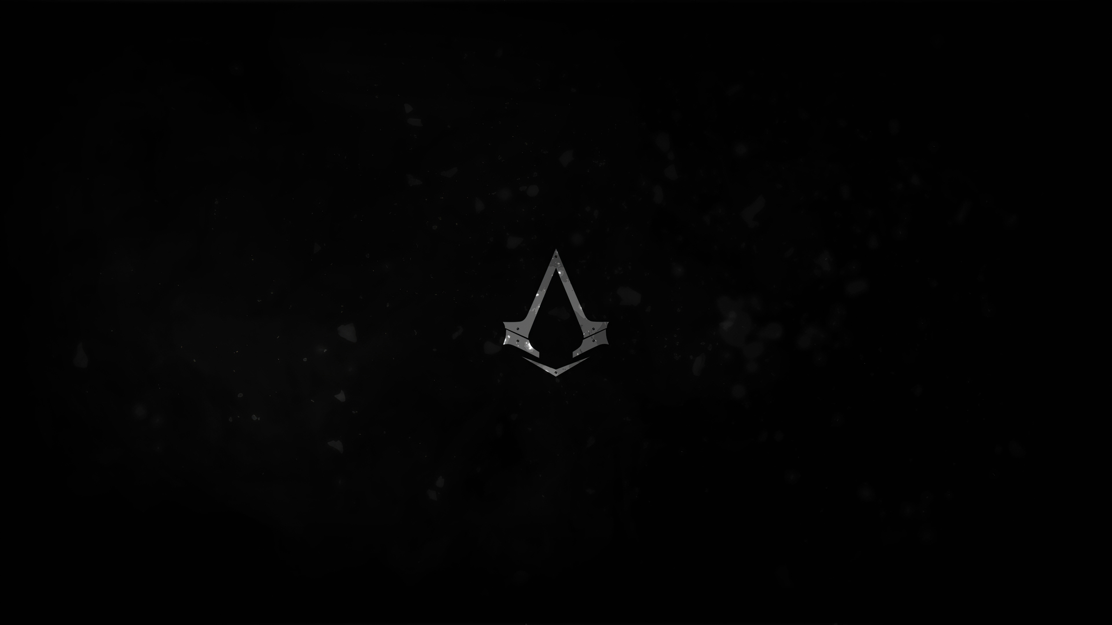 Assassins Creed Syndicate Logo Dark 4k Hd Games 4k Wallpapers Images Backgrounds Photos And Pictures