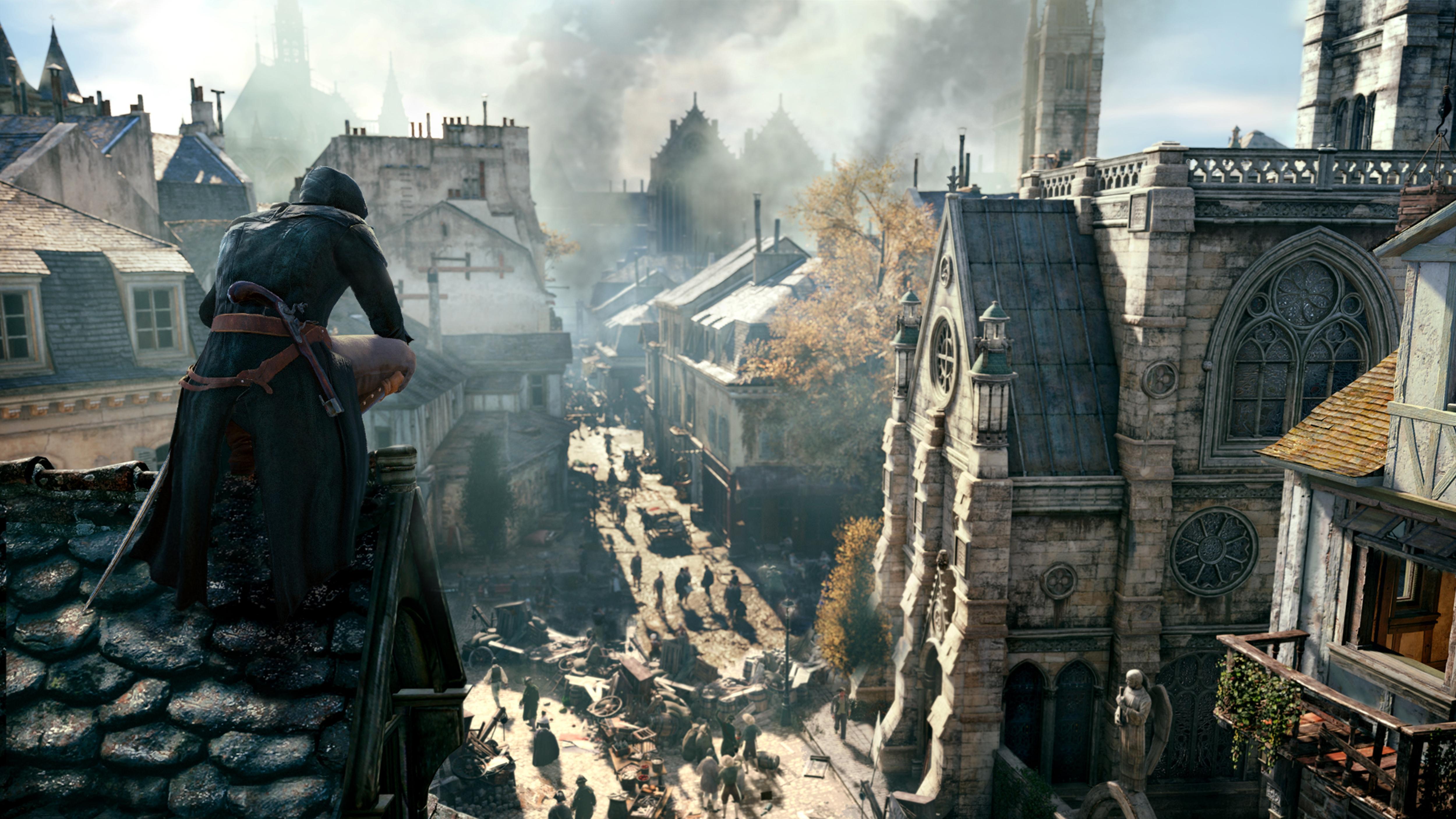 Assassins Creed Unity Dlc 3 Secrets Of The Revolution Hd Games