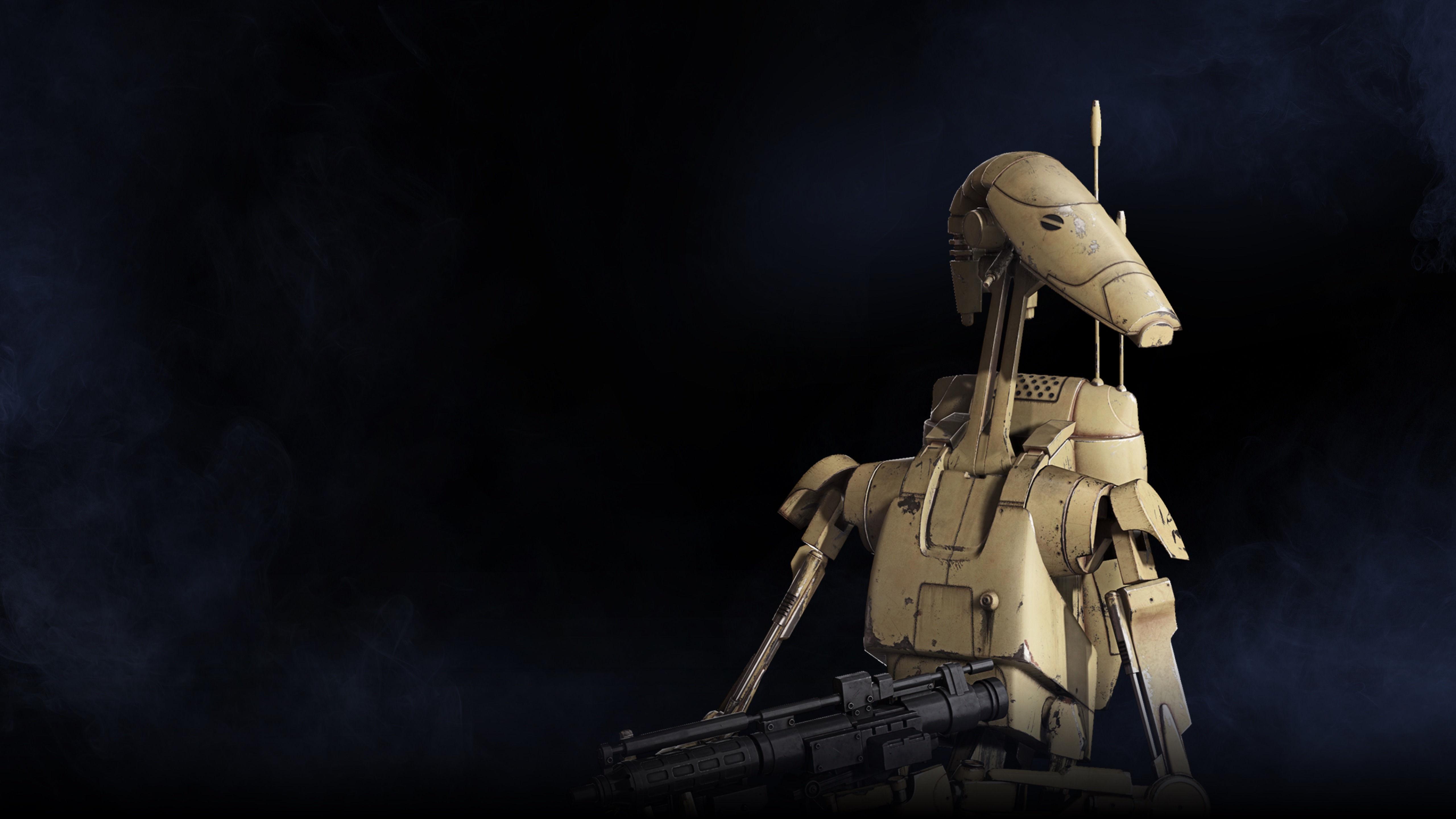 Assault Class In Star Wars Battlefront 2 Hd Games 4k Wallpapers