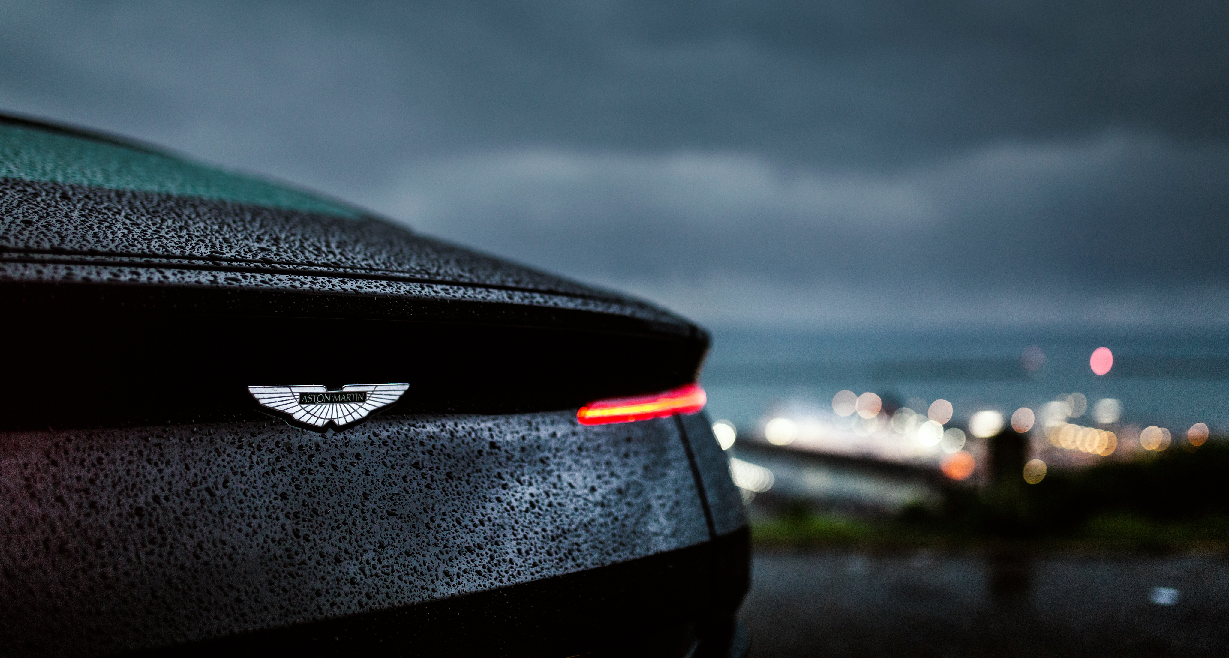 Aston Martin Db11 Rain 4k Hd Cars 4k Wallpapers Images Backgrounds Photos And Pictures