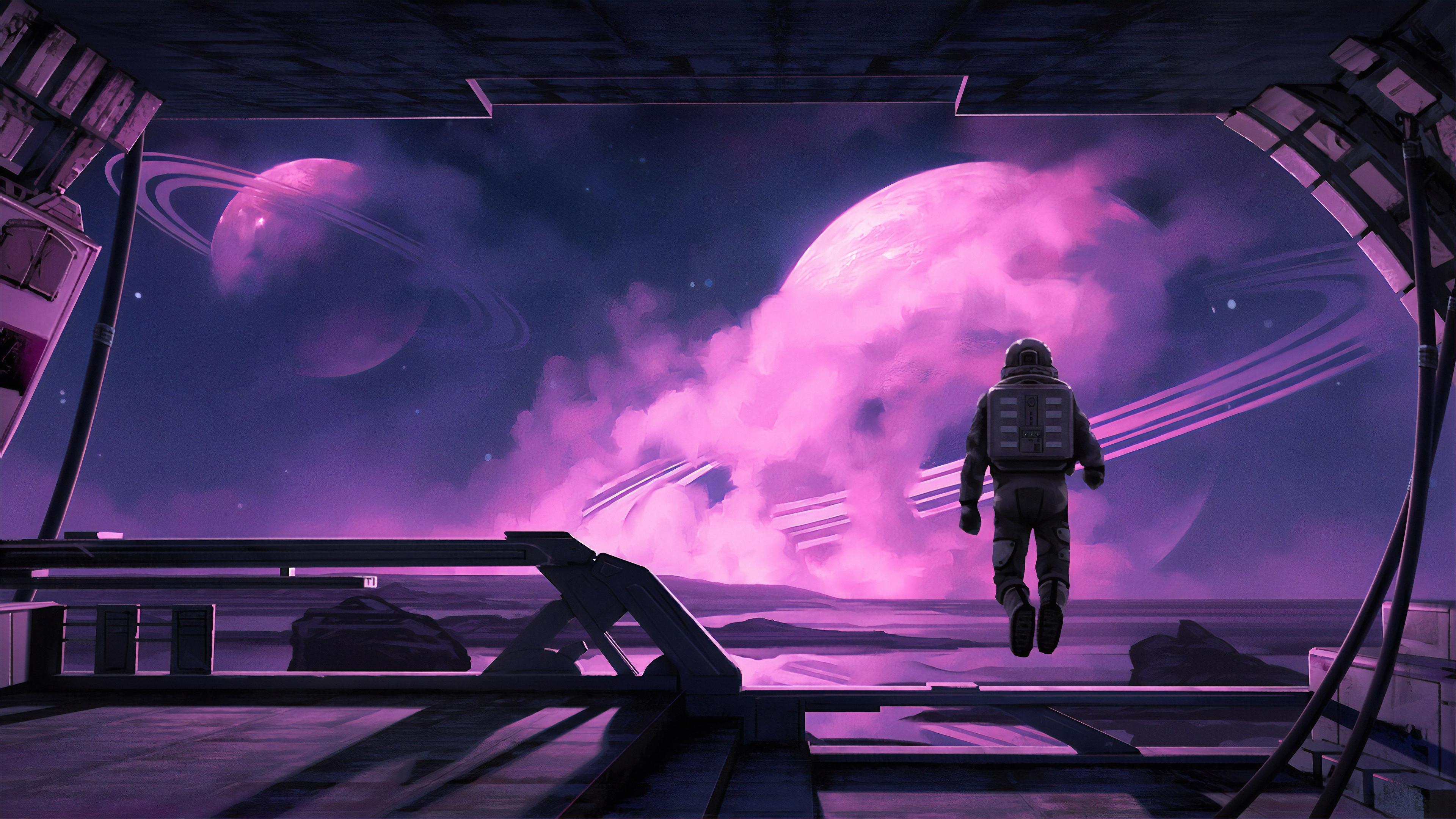 astronaut looking away g5