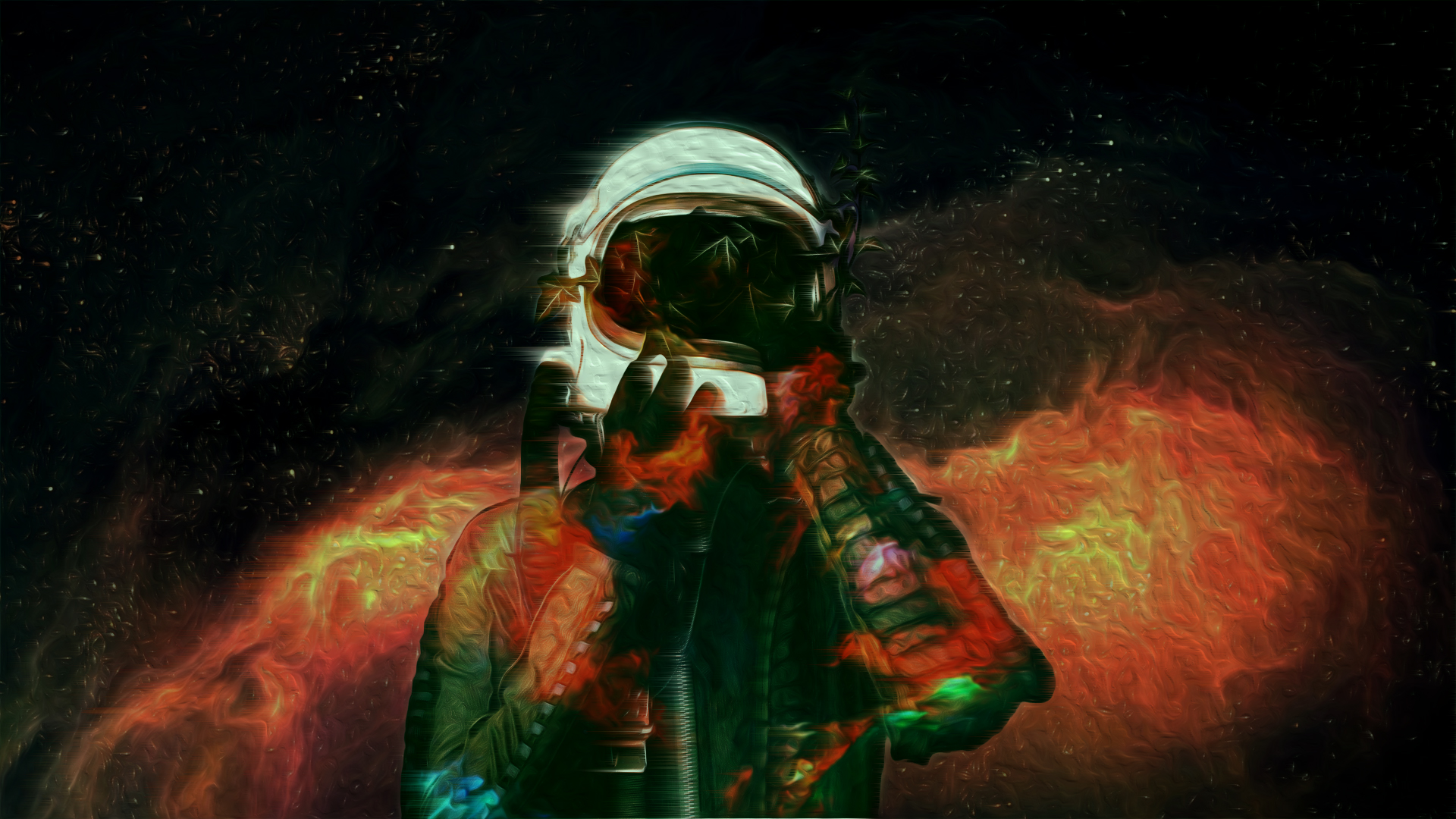 Astronaut Space Abstract Hd Artist 4k Wallpapers Images Backgrounds Photos And Pictures
