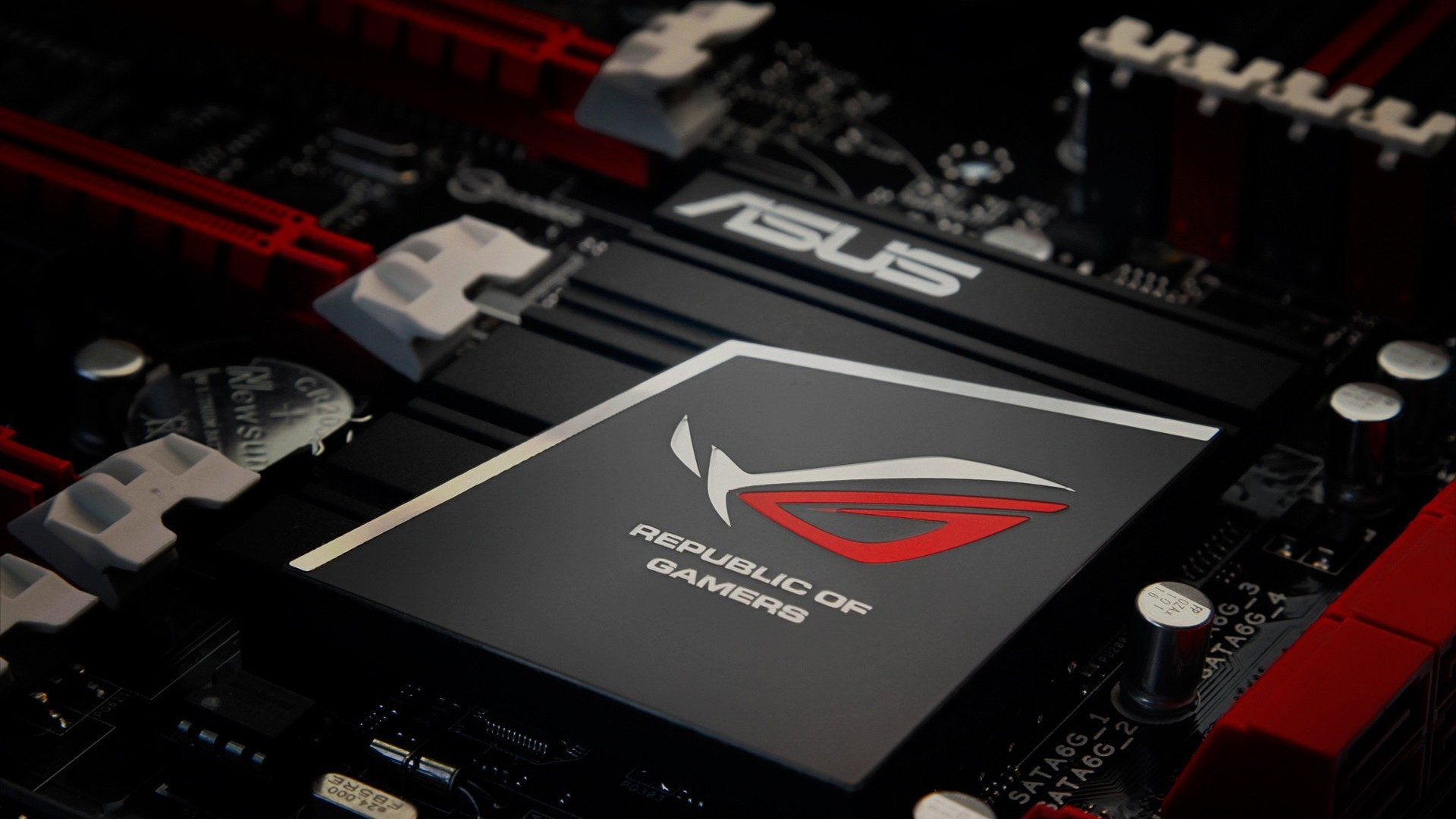 Asus Republic Of Gamers Hd Computer 4k Wallpapers Images Backgrounds Photos And Pictures