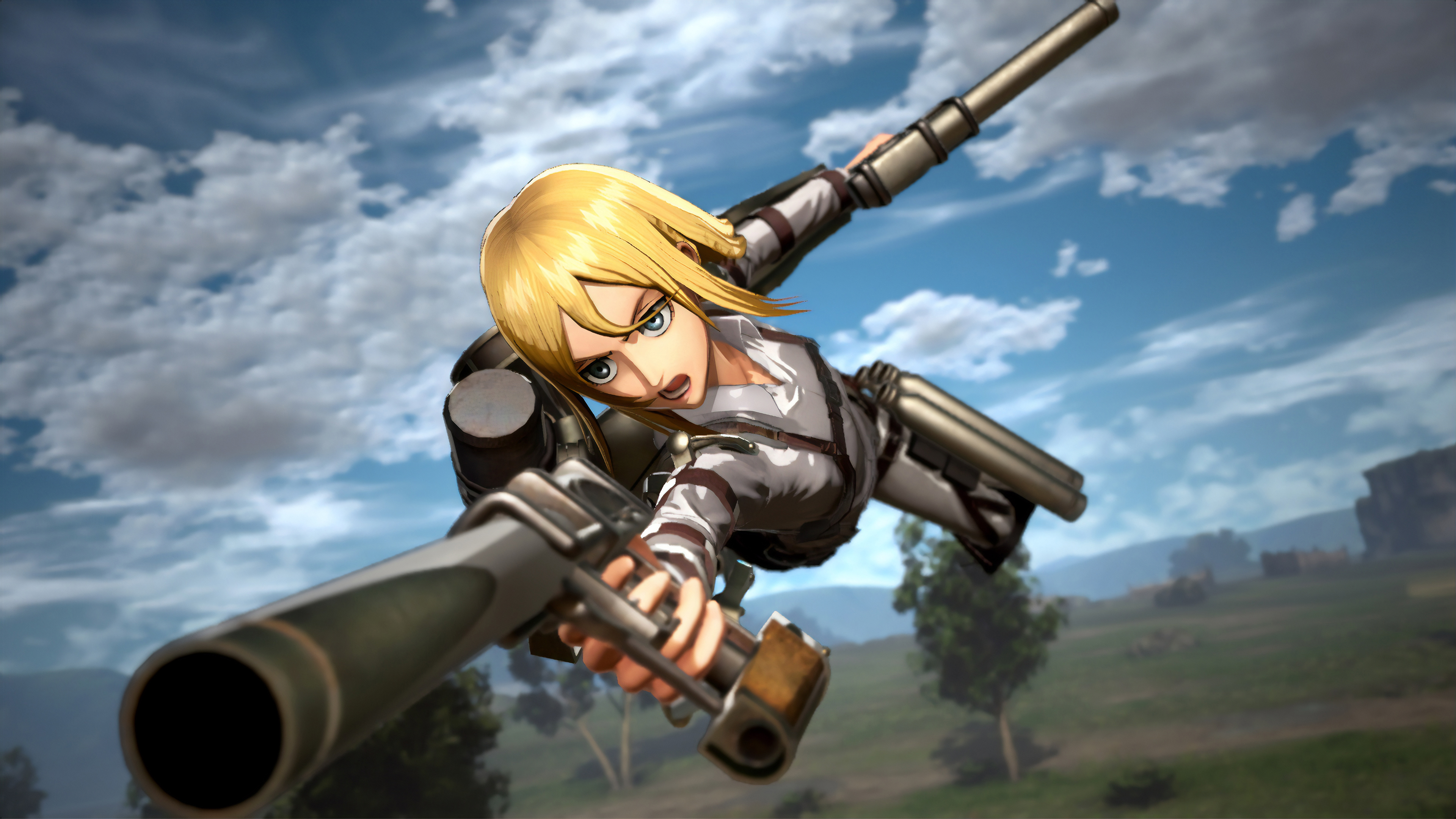Attack On Titan 2 2019, HD Games, 4k Wallpapers, Images ...