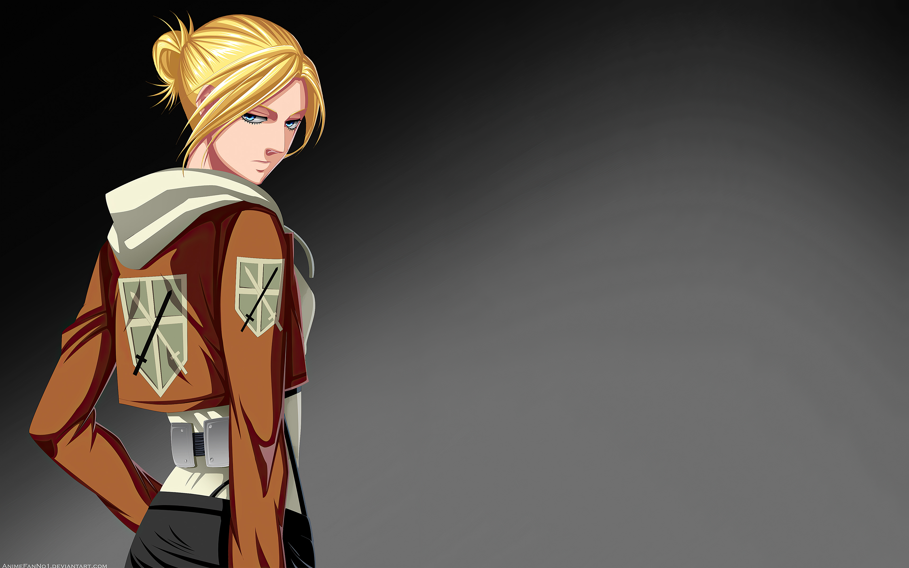 Attack On Titan Annie Leonhart Shingeki No Kyojin Hd Anime 4k Wallpapers Images Backgrounds Photos And Pictures
