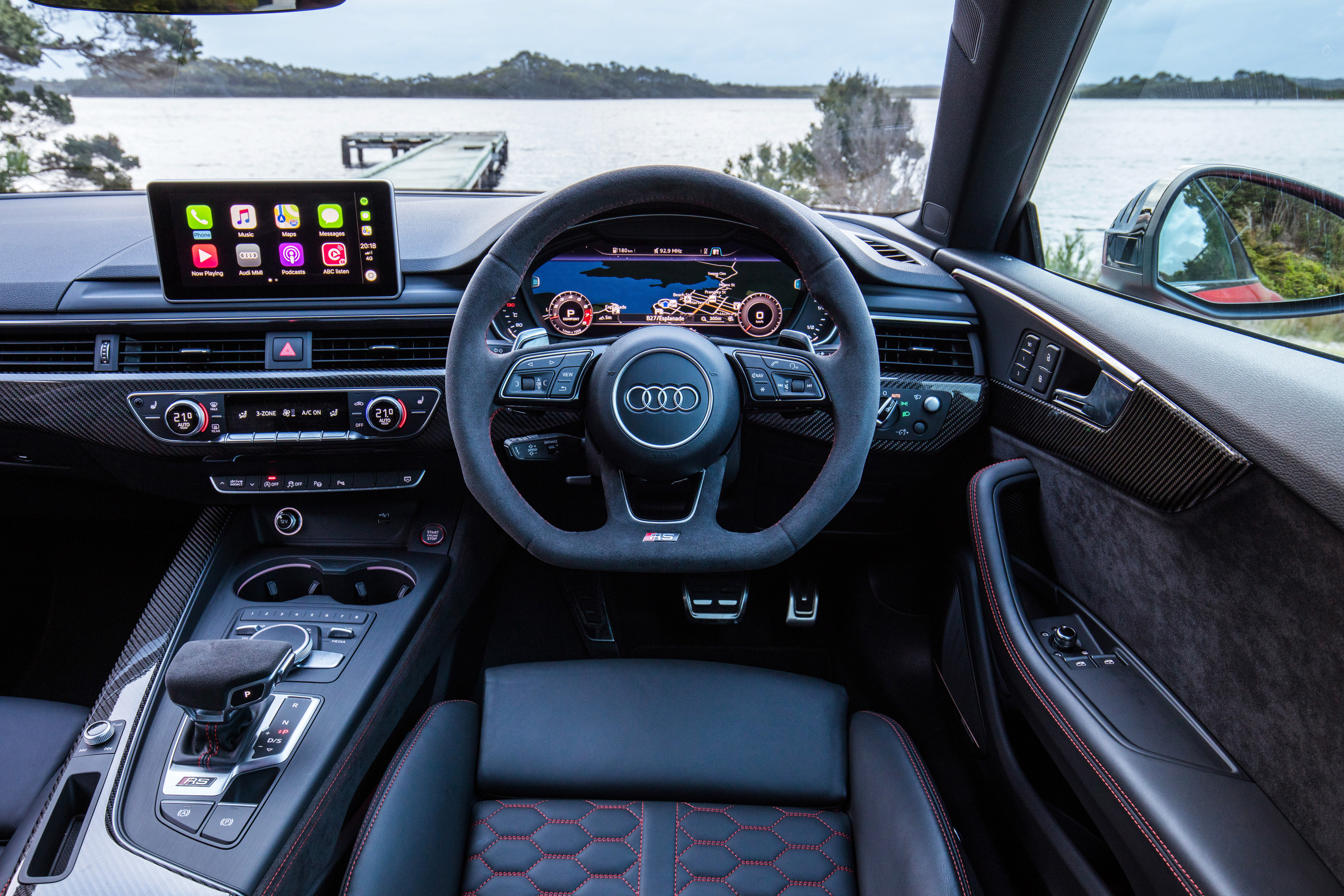 Audi Rs5 Coupe Interior 4k Hd Cars 4k Wallpapers Images Backgrounds Photos And Pictures