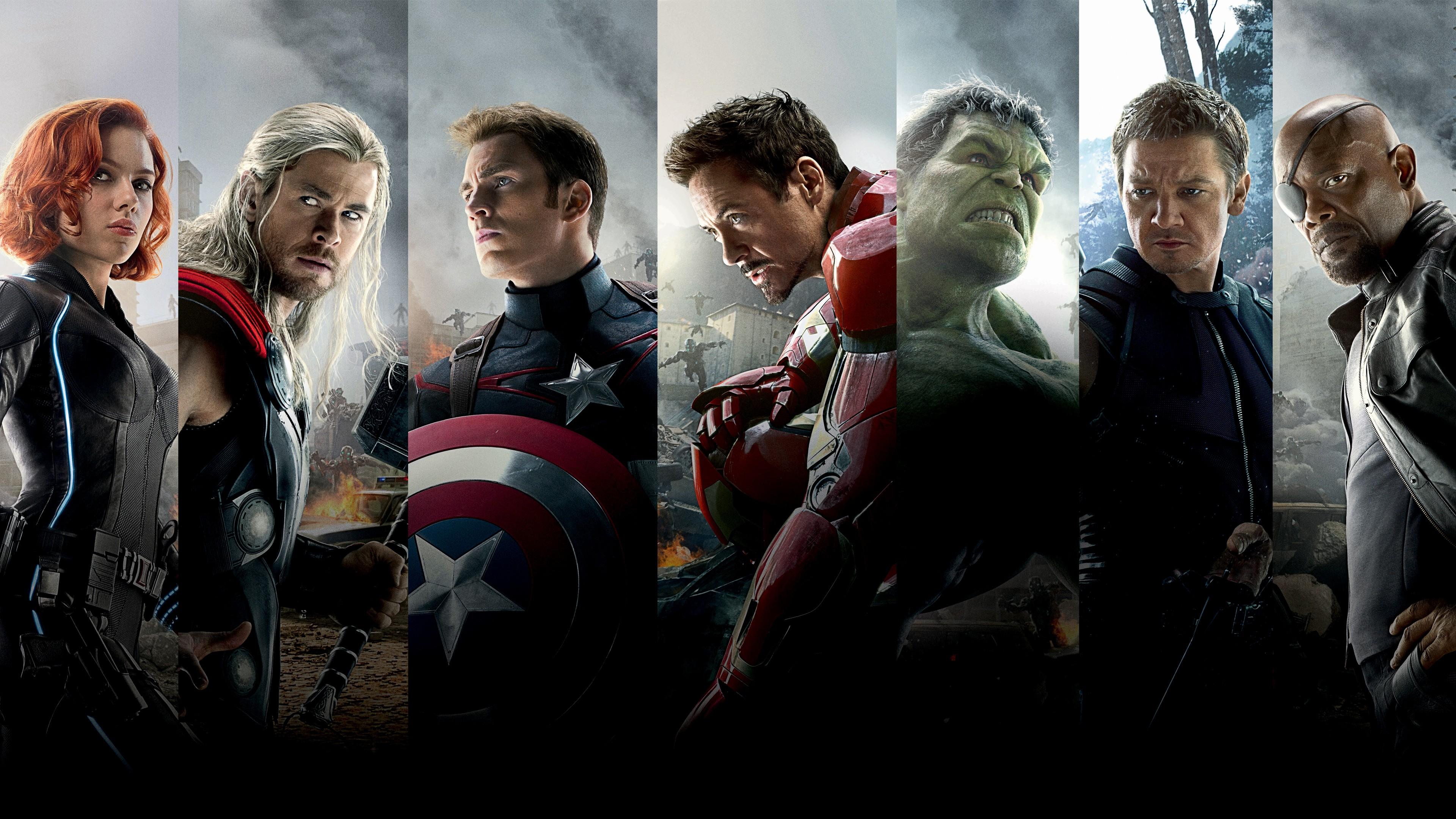 1366x768 Avengers Age Of Ultron 2 1366x768 Resolution Hd 4k