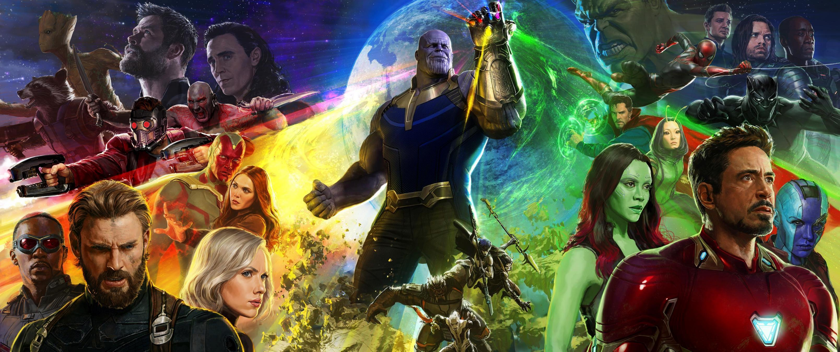 Avengers Infinity War 2018 4k, HD Movies, 4k Wallpapers, Images