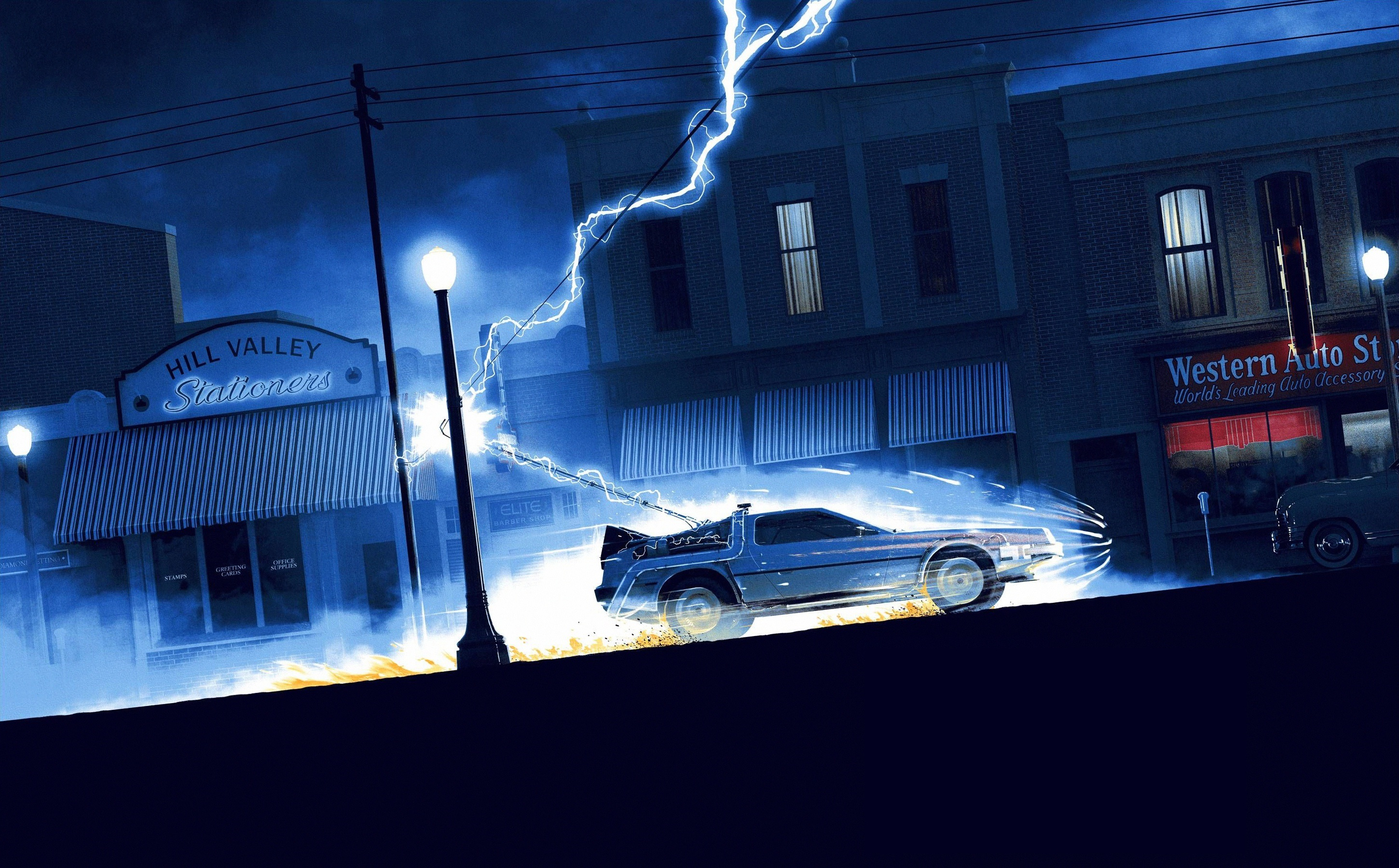 640x960 Back To The Future 1985 Iphone 4 Iphone 4s Hd 4k