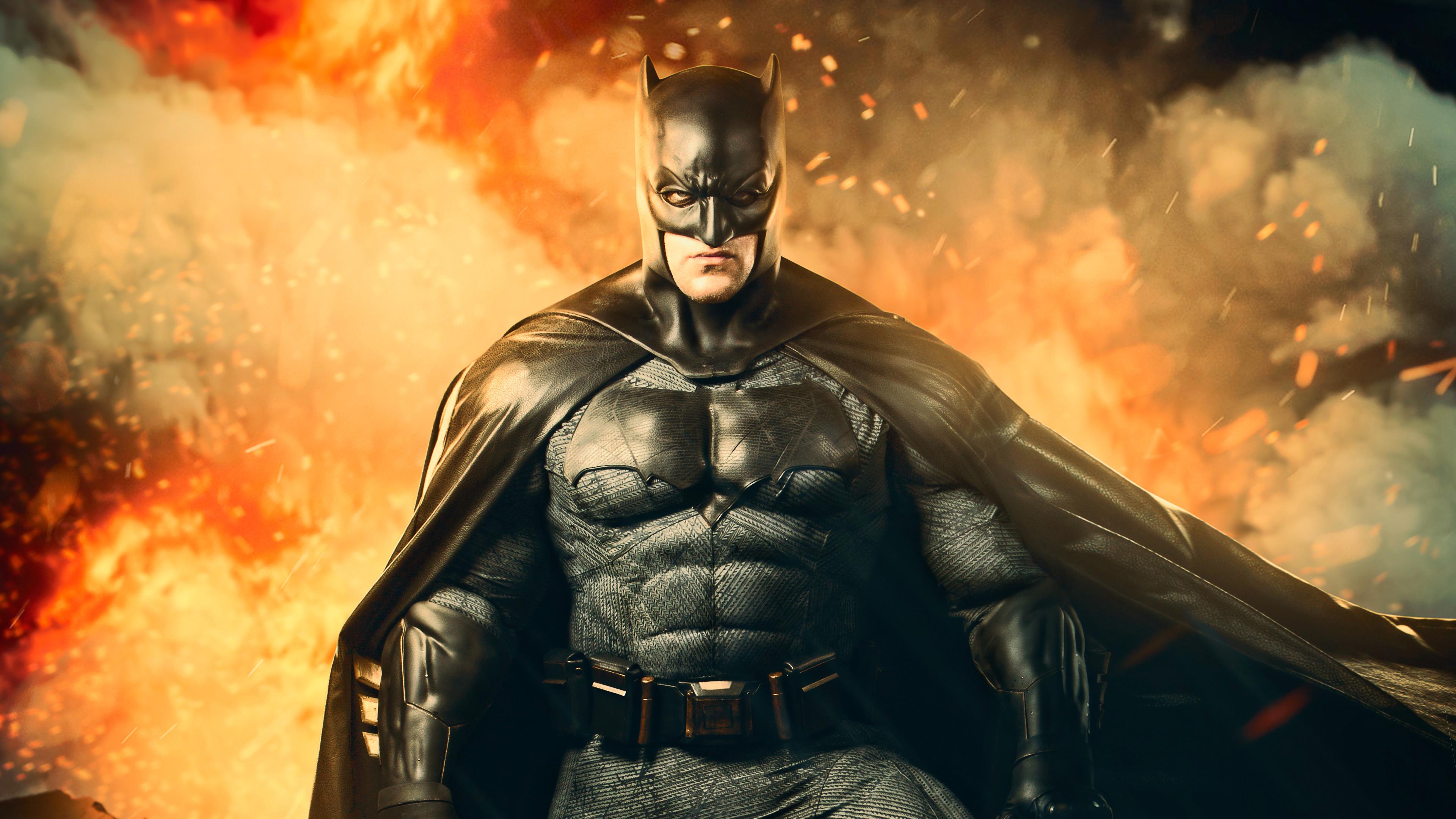 Batman 4k Cosplay, HD Superheroes, 4k Wallpapers, Images ...