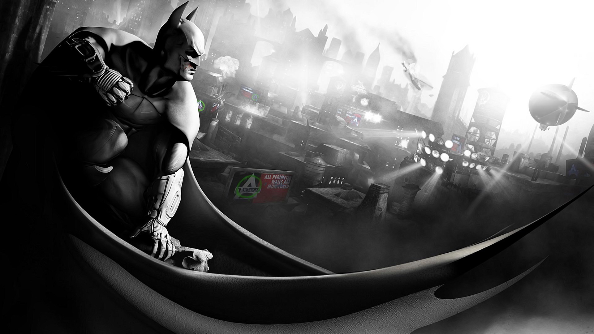 Batman Arkham City Hd Games 4k Wallpapers Images Backgrounds