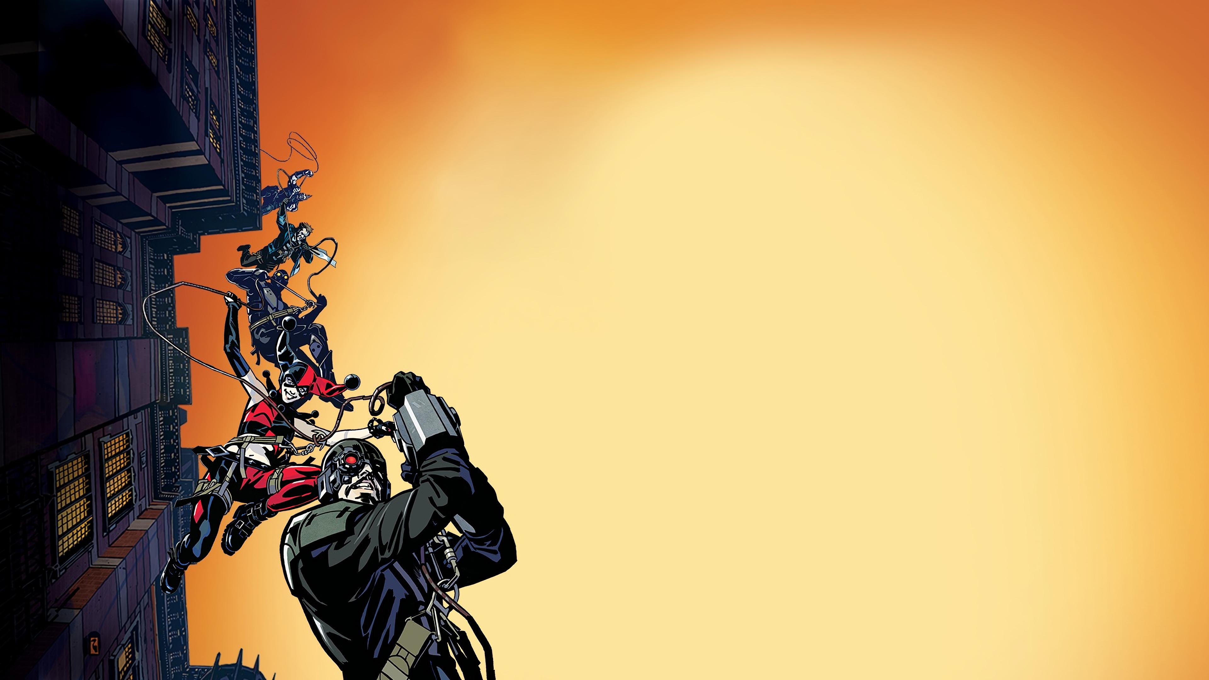 Batman Assault On Arkham 4k Hd Superheroes 4k Wallpapers Images