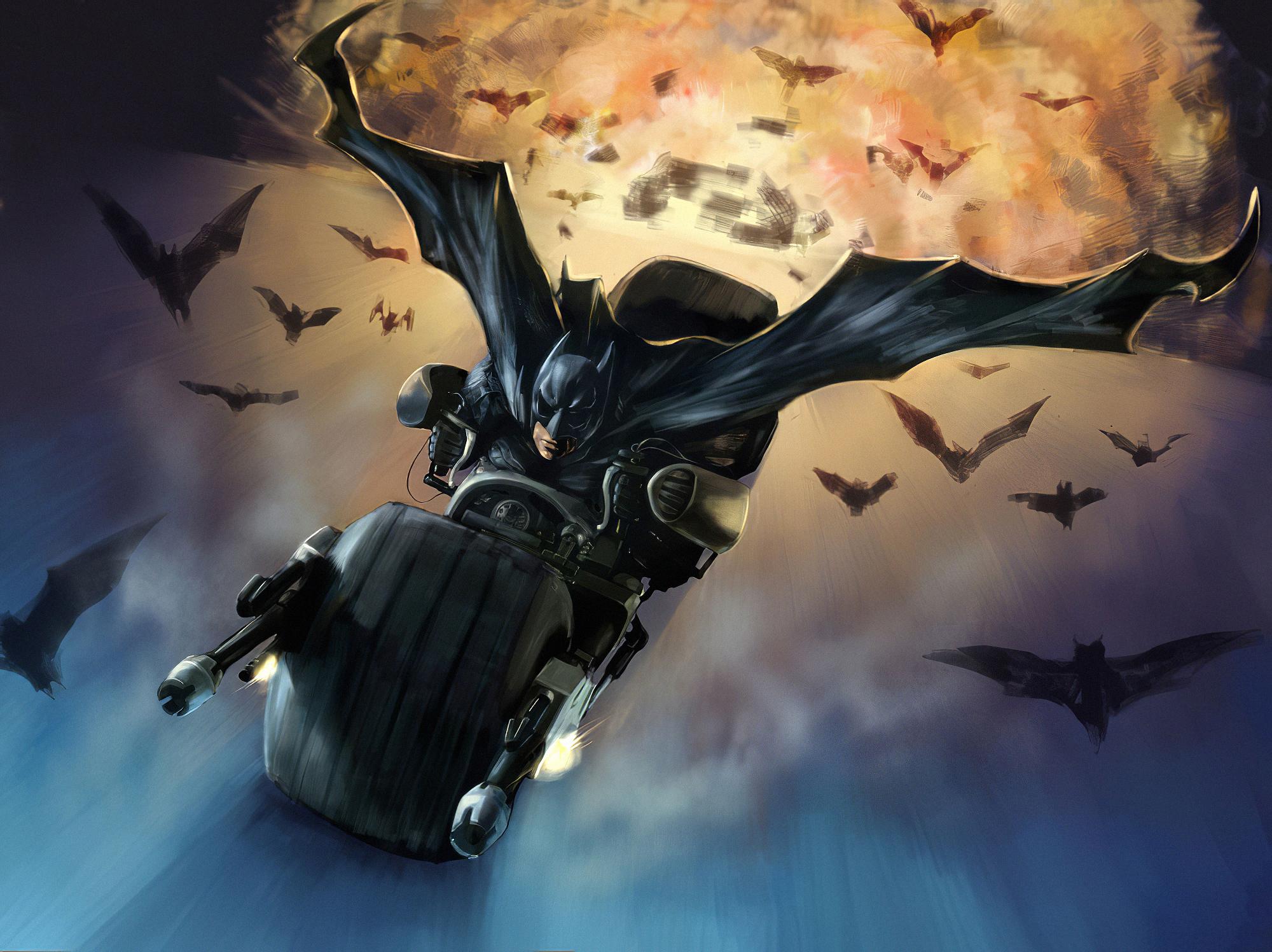 Batman Bat Mobile, HD Superheroes, 4k Wallpapers, Images ...
