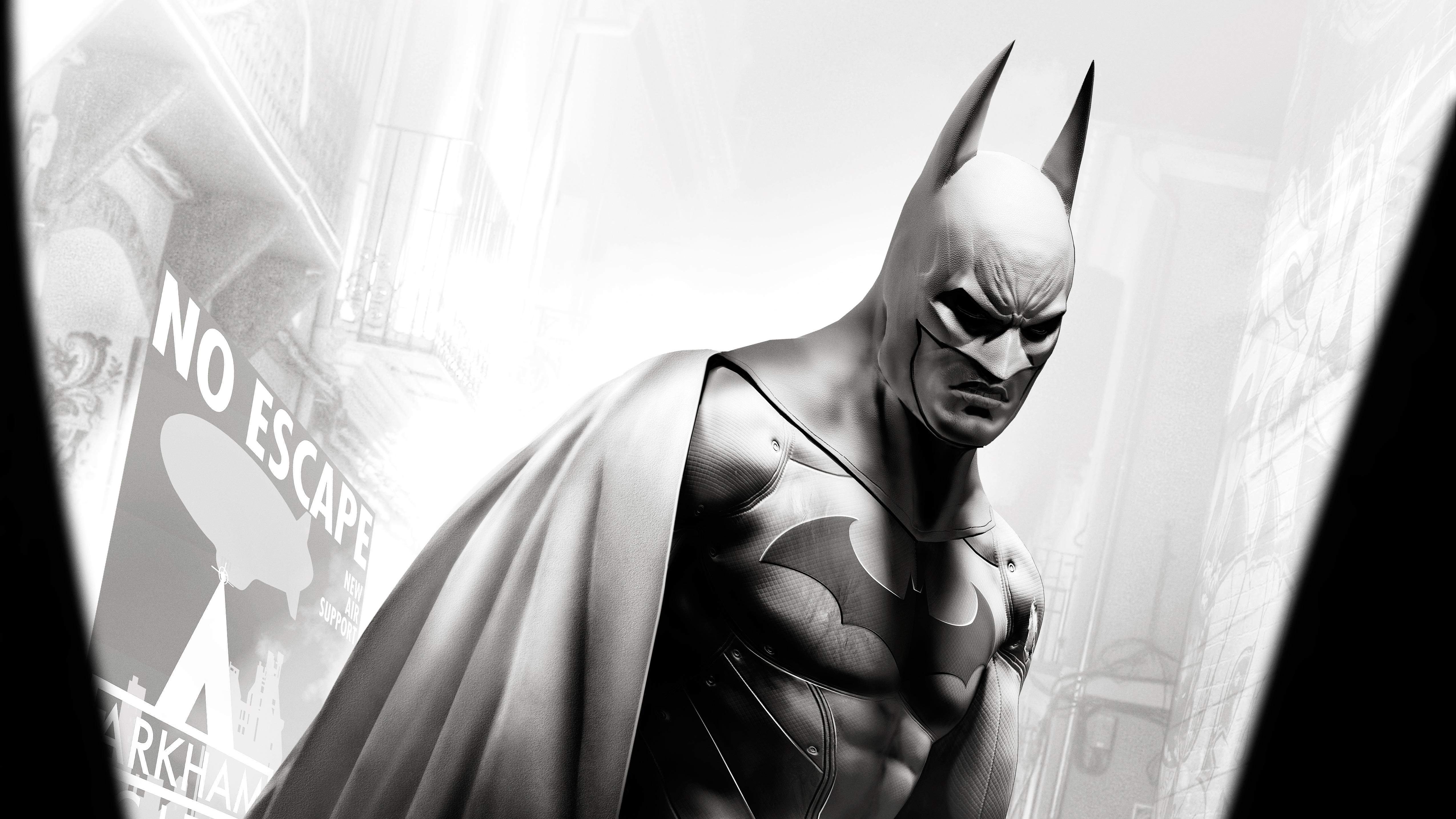 Batman In Batman Arkham Knight Hd Superheroes 4k Wallpapers