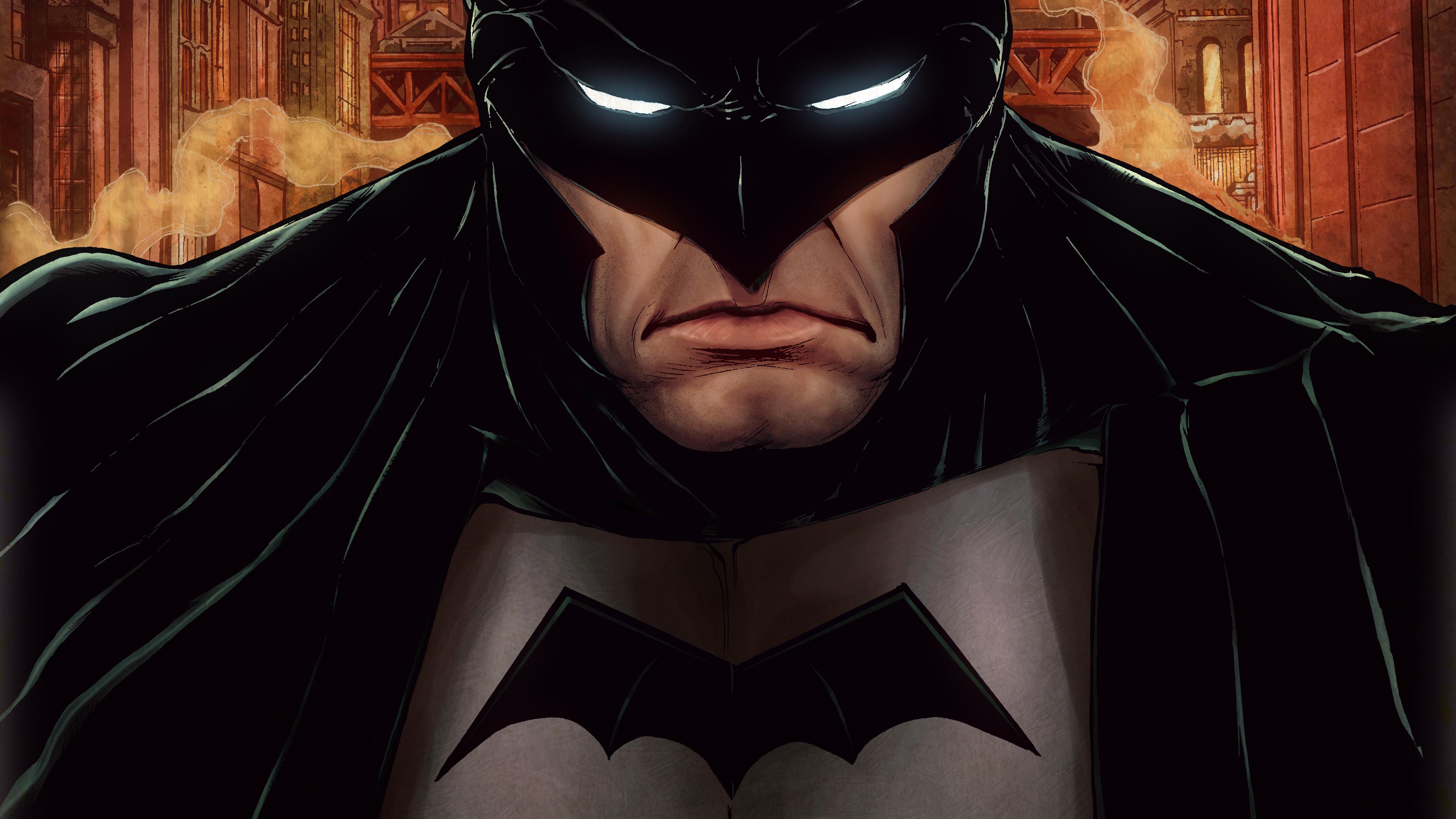 Batman New Artwork 4k, HD Superheroes, 4k Wallpapers ...