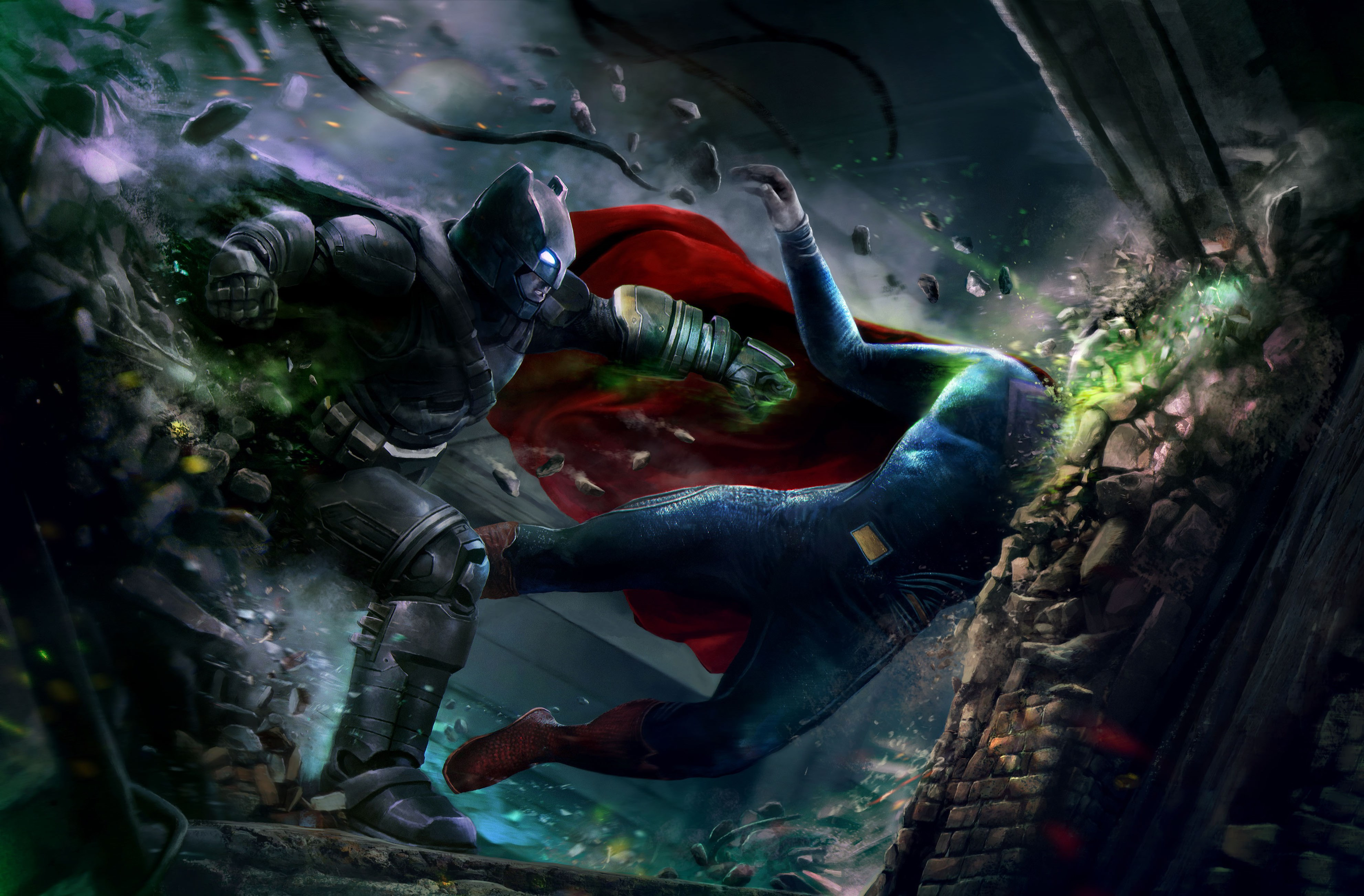 Batman V Superman Best Art Hd Superheroes 4k Wallpapers Images Backgrounds Photos And Pictures