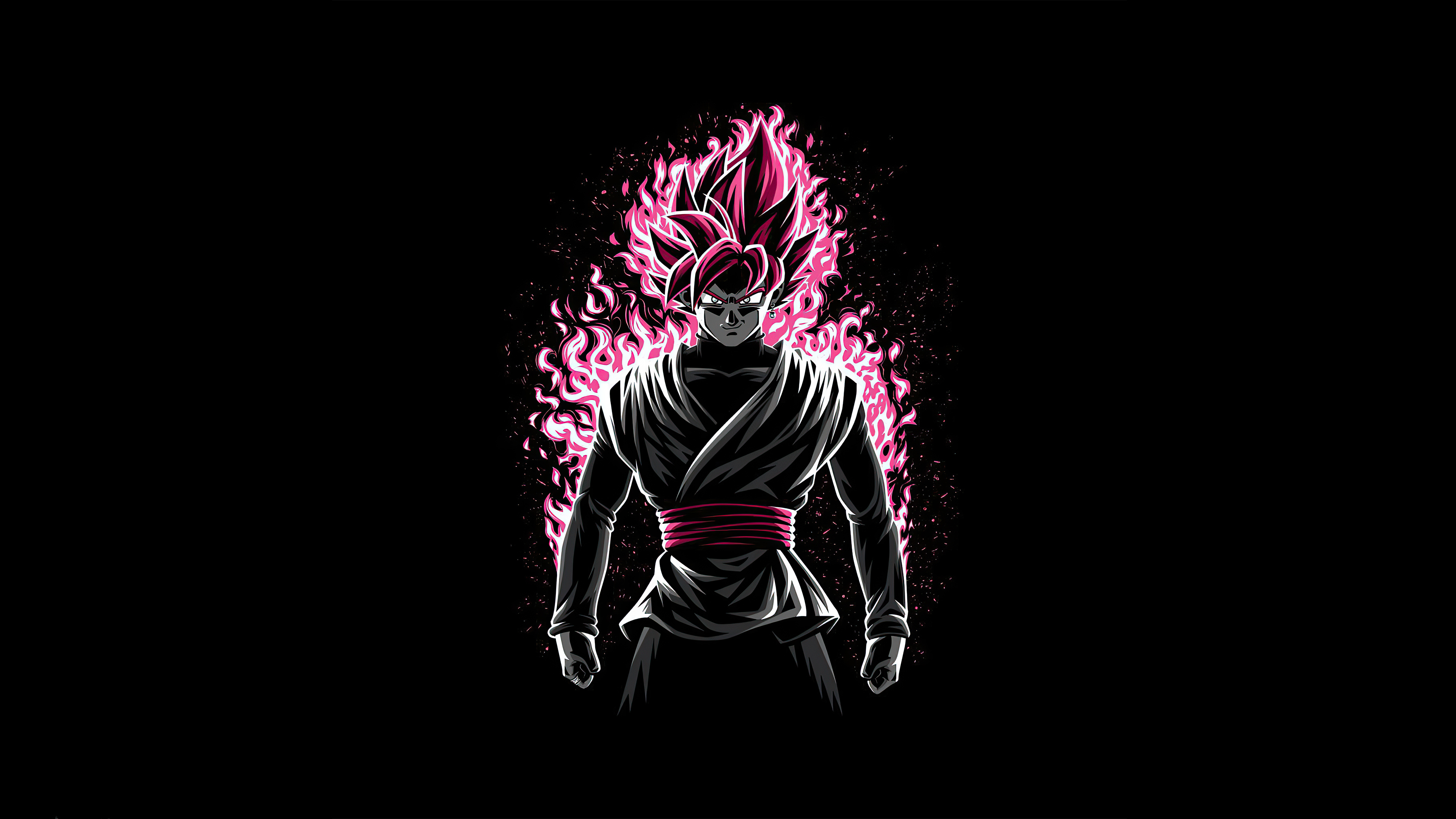 750x1334 Battle Fire Black Rose Dragon Ball Z 4k Iphone 6 Iphone 6s Iphone 7 Hd 4k Wallpapers Images Backgrounds Photos And Pictures