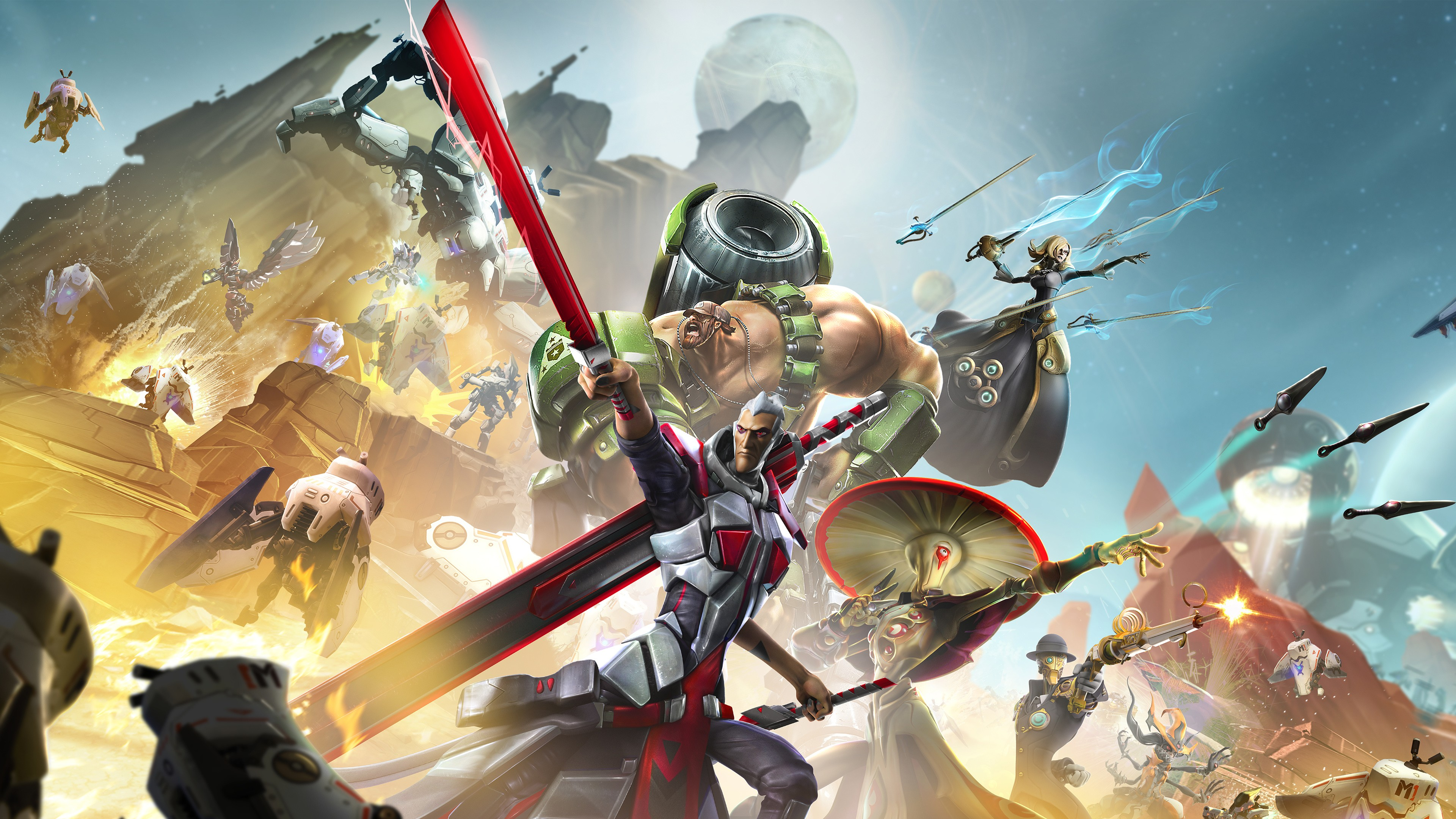 Battleborn Game 2 Hd Games 4k Wallpapers Images Backgrounds Photos And Pictures