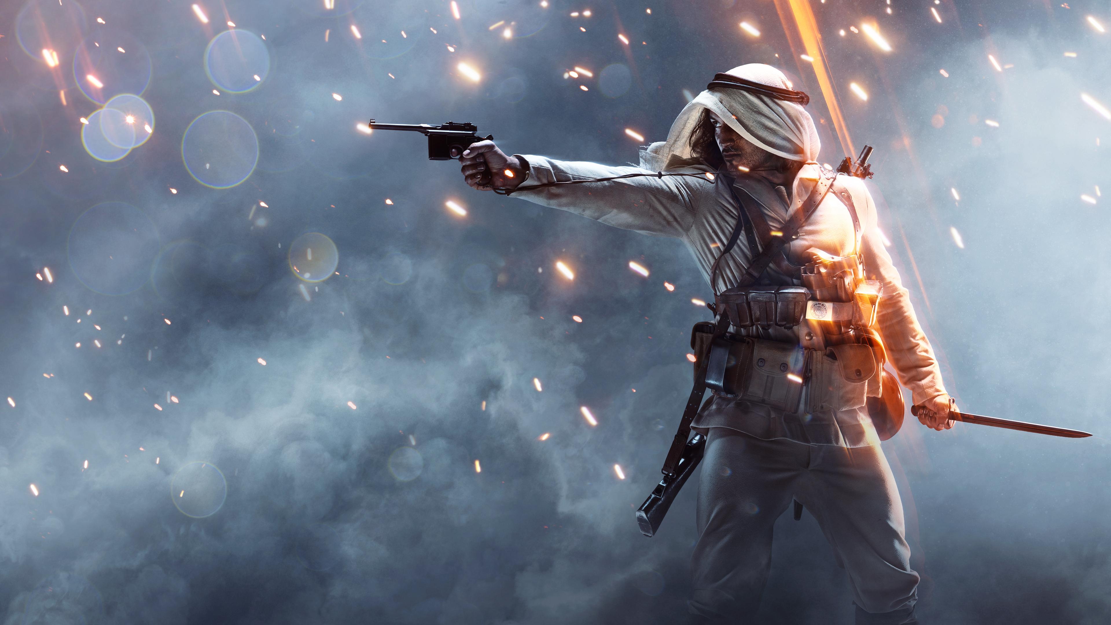 Battlefield 1 4k 2018, HD Games, 4k