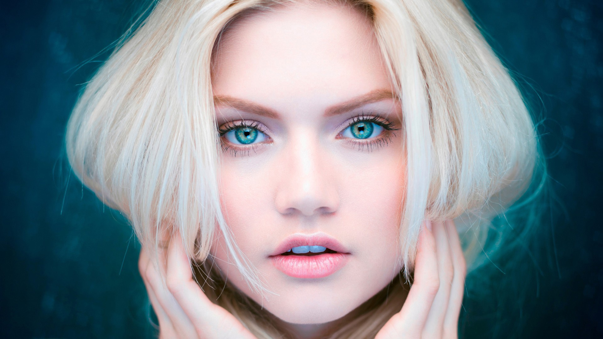 Beautiful Eyes Blonde Girl Hd Girls 4k Wallpapers Images Backgrounds Photos And Pictures