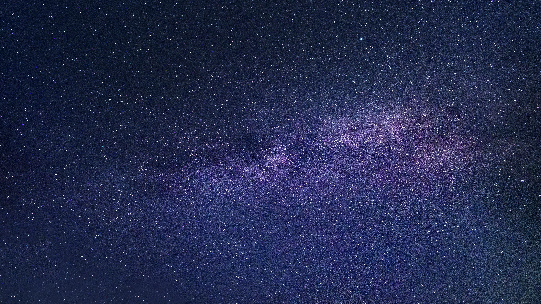 beautiful galaxy view 5k vk