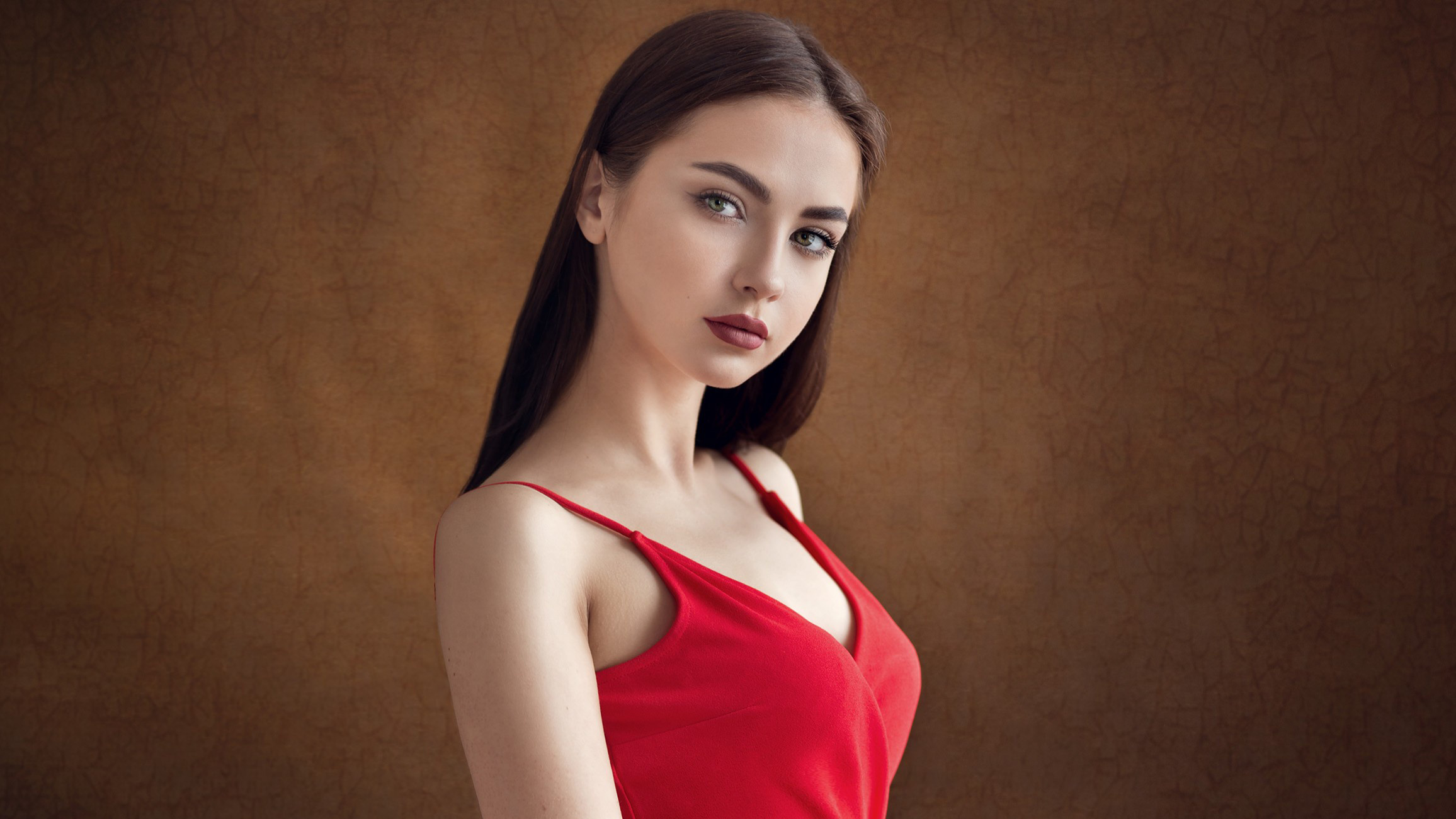 2880x1800 Beautiful Girl In Red Dress Macbook Pro Retina Hd 4k Wallpapers Images Backgrounds Photos And Pictures