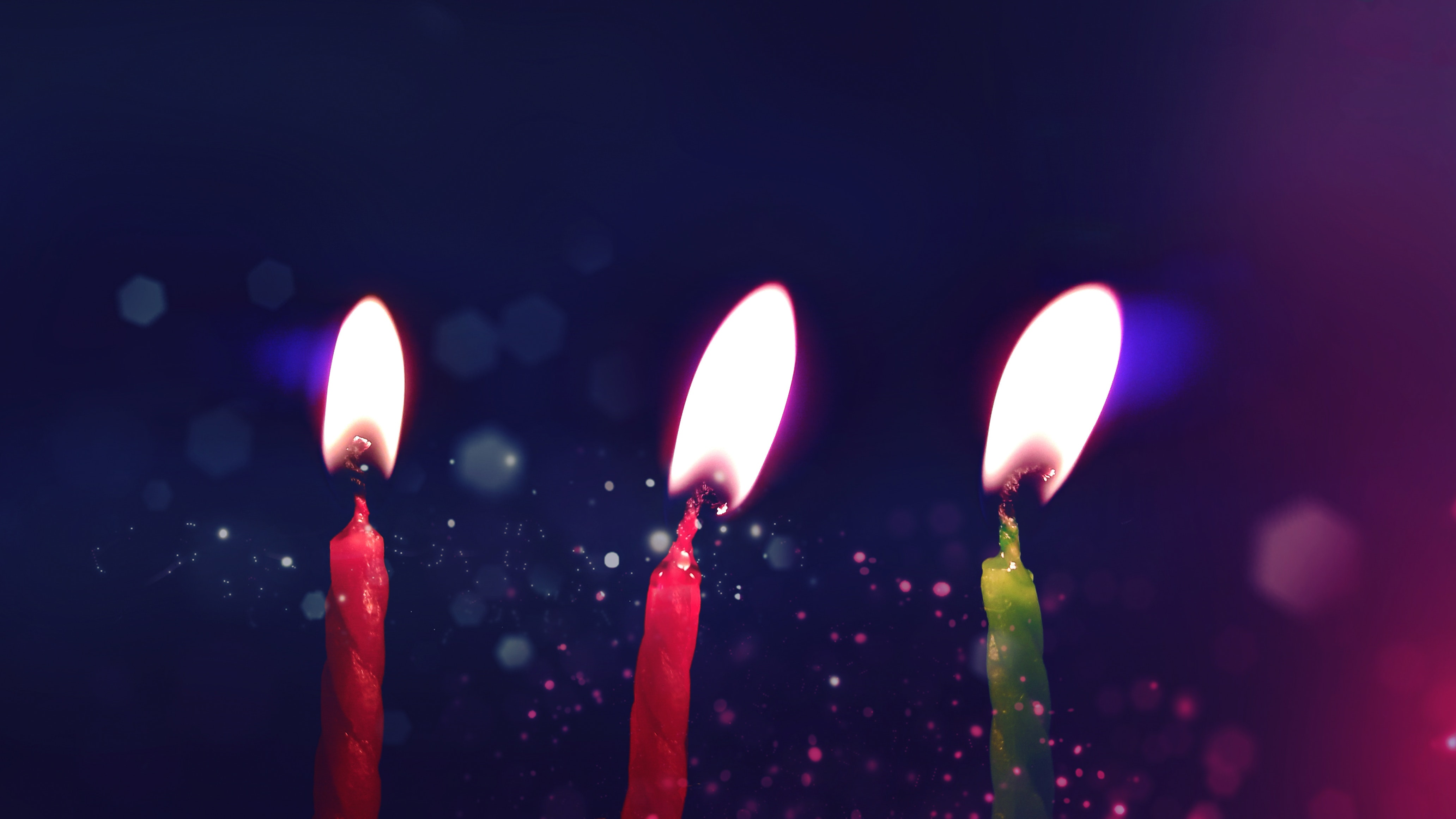 1920x1080 Birthday Candle Lights 4k Laptop Full Hd 1080p Hd 4k Wallpapers Images Backgrounds Photos And Pictures