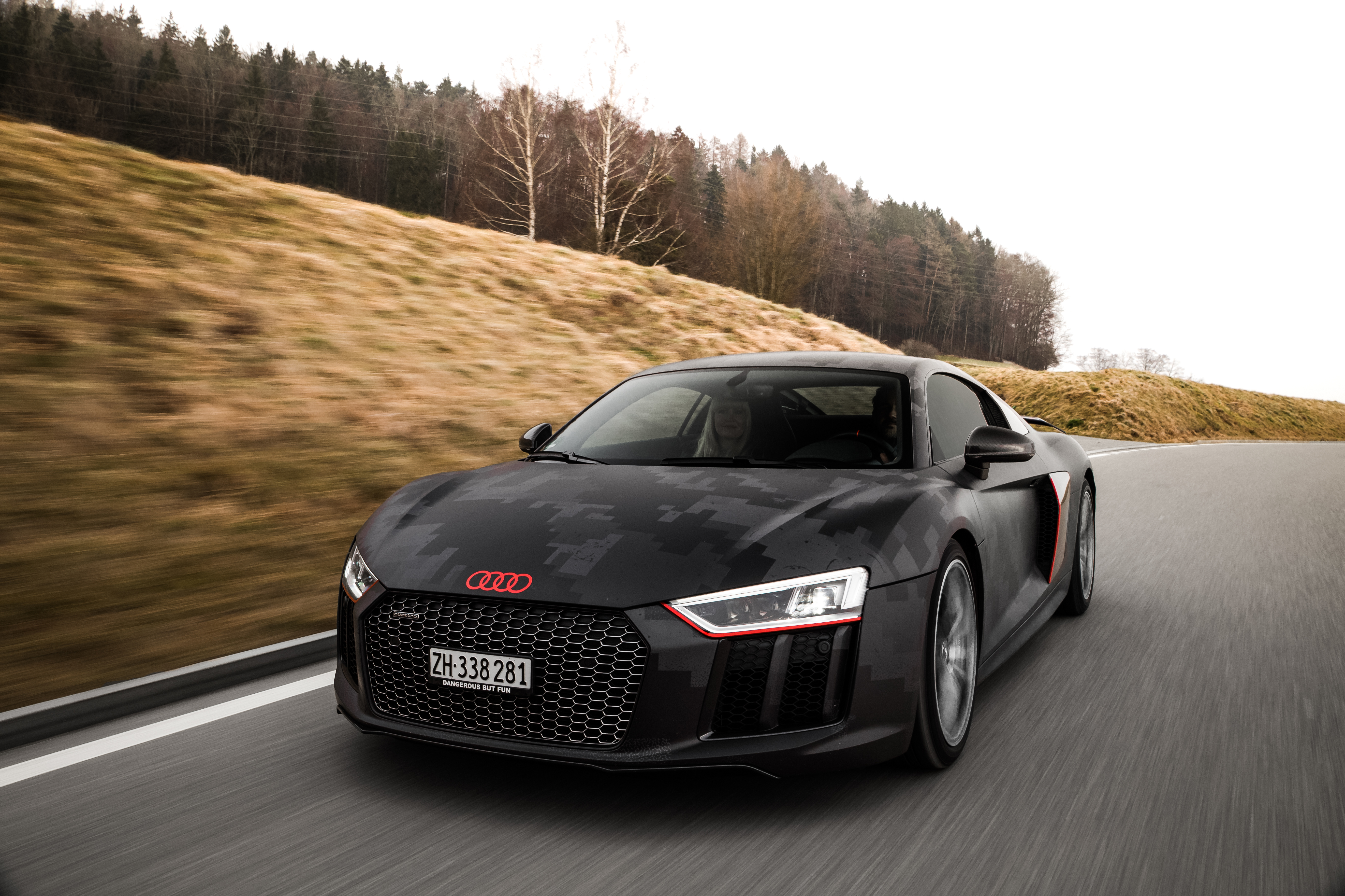 Black Audi R8 V10 Plus Hd Cars 4k Wallpapers Images Backgrounds Photos And Pictures