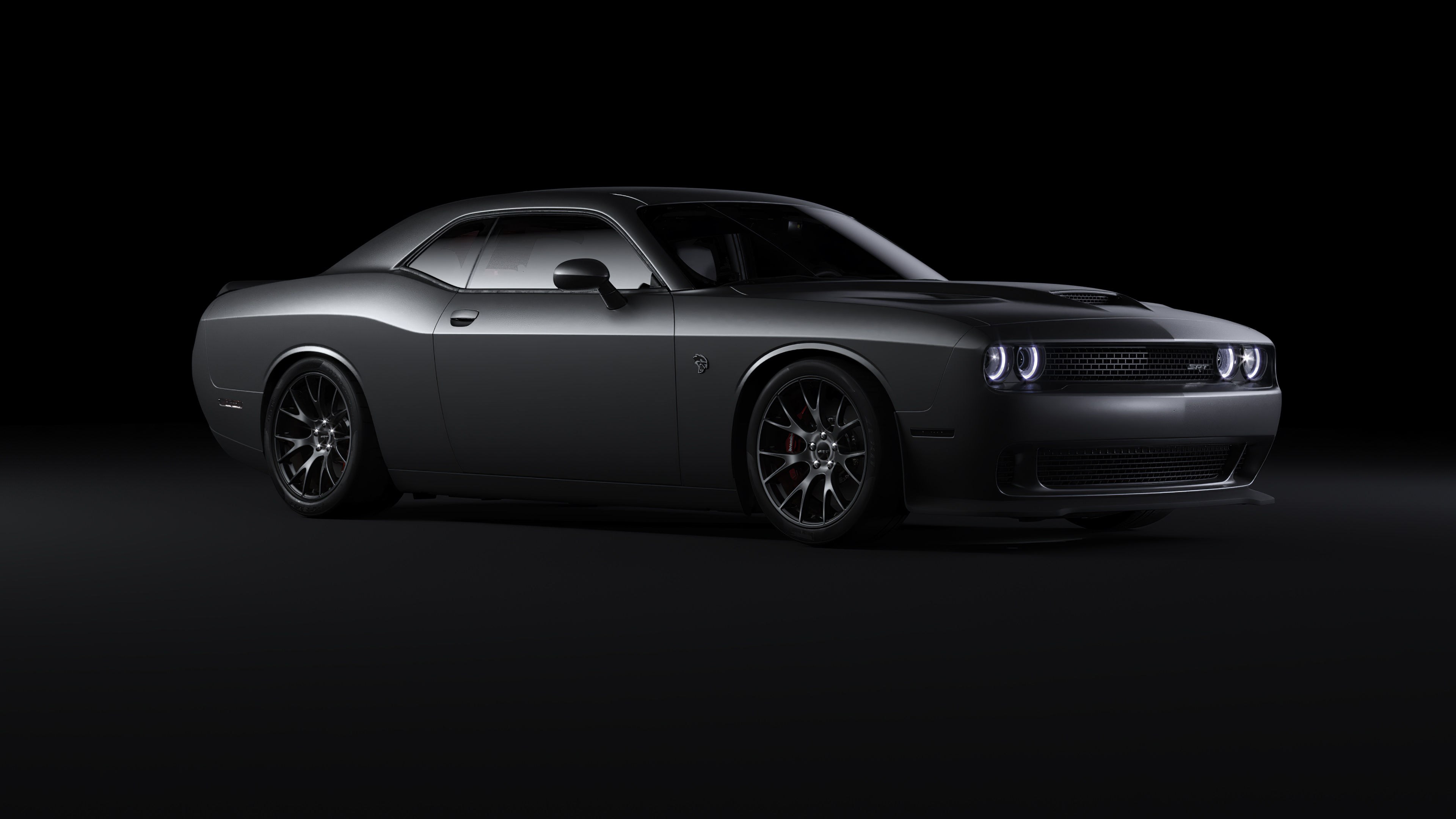 Black Dodge Challenger 4k Hd Cars 4k Wallpapers Images Backgrounds Photos And Pictures