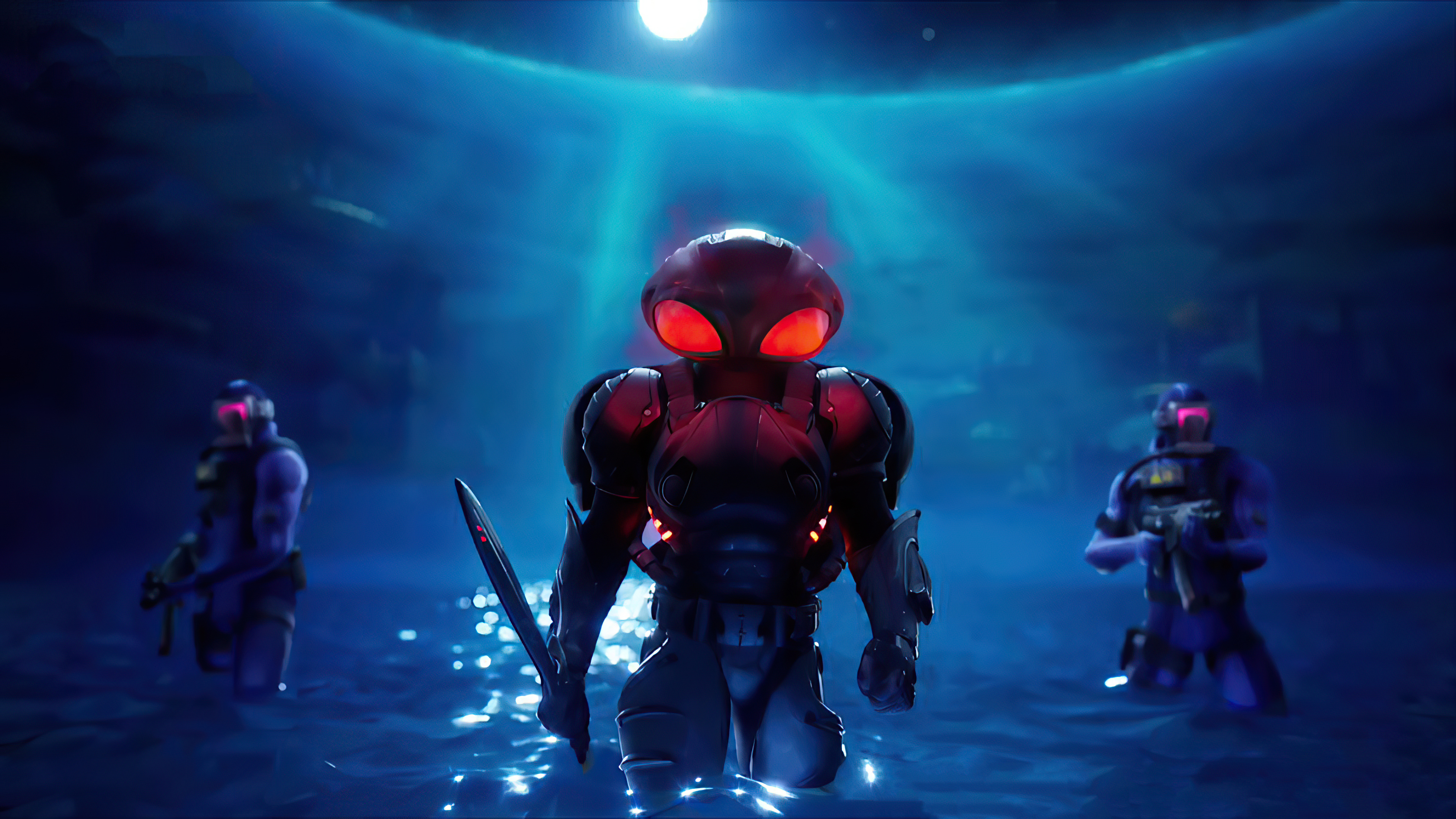 1920x1080 Black Manta Fortnite Laptop Full Hd 1080p Hd 4k Wallpapers Images Backgrounds Photos And Pictures