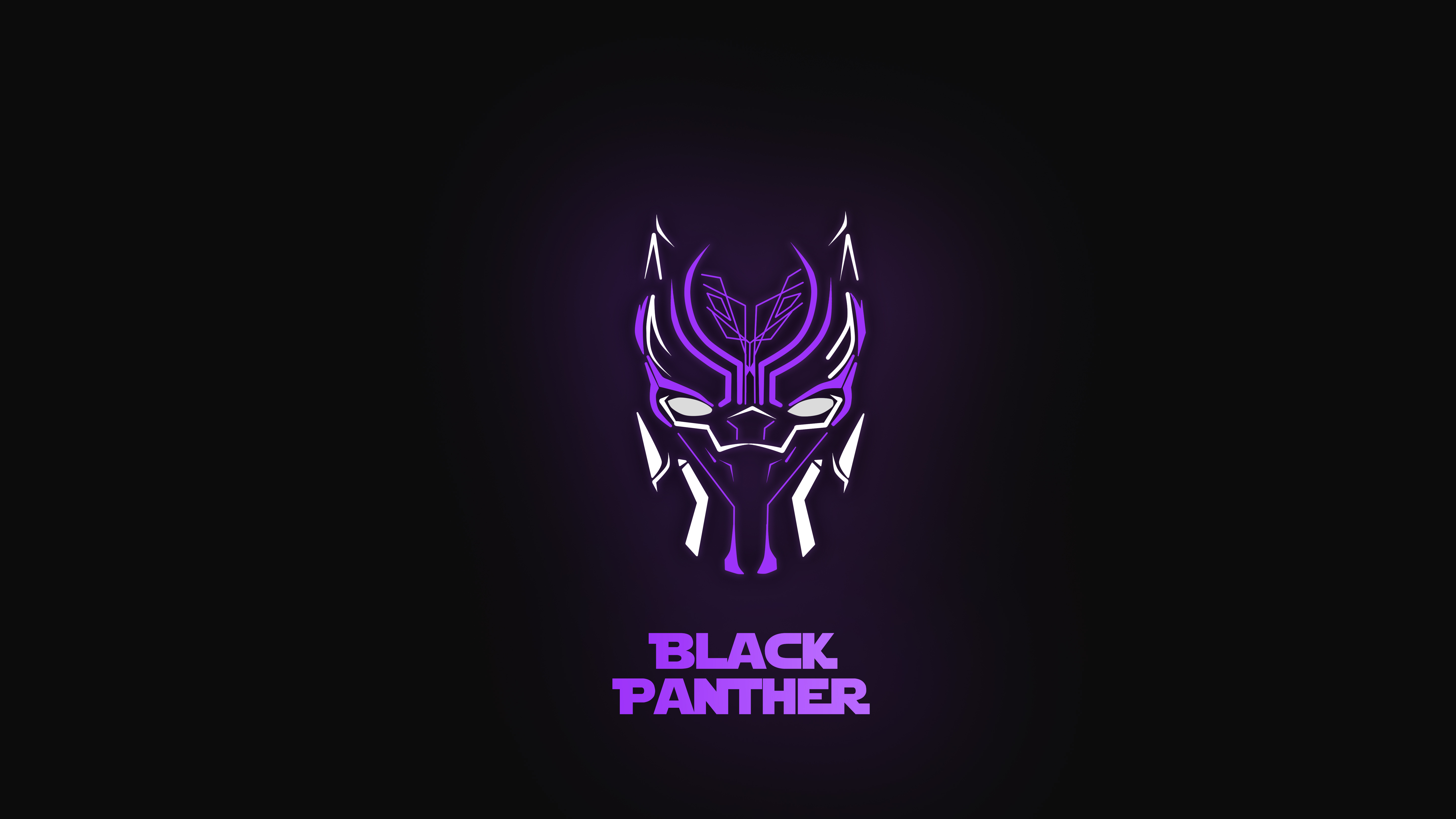 1920x1080 Black Panther Neon 5k Laptop Full Hd 1080p Hd 4k Wallpapers Images Backgrounds Photos And Pictures