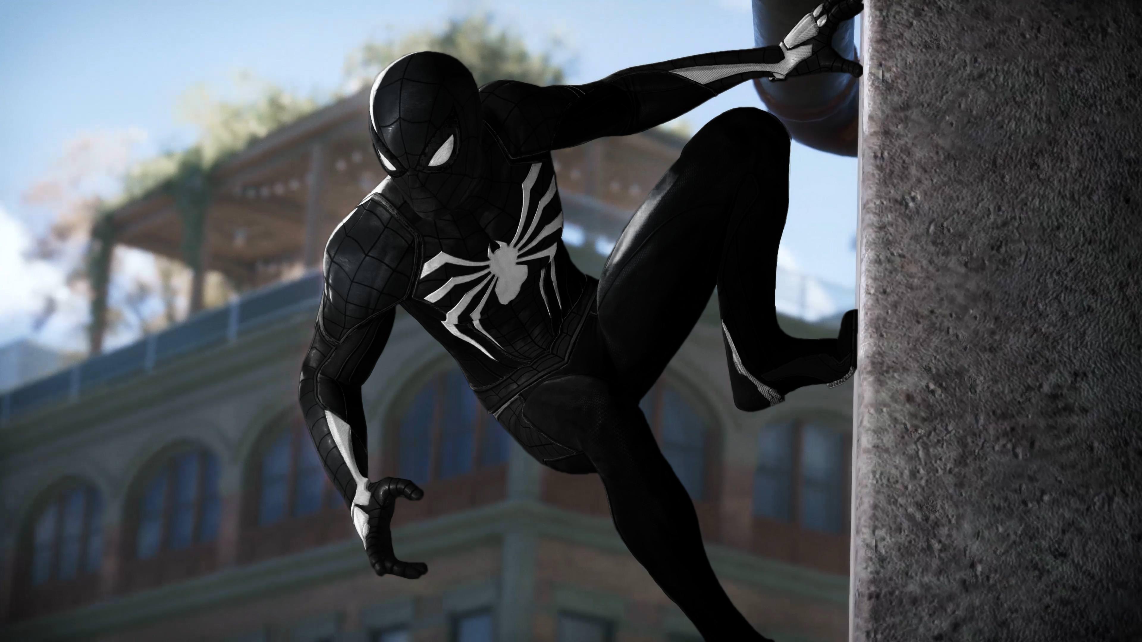 Black Spiderman 4k, HD Superheroes, 4k Wallpapers, Images ...