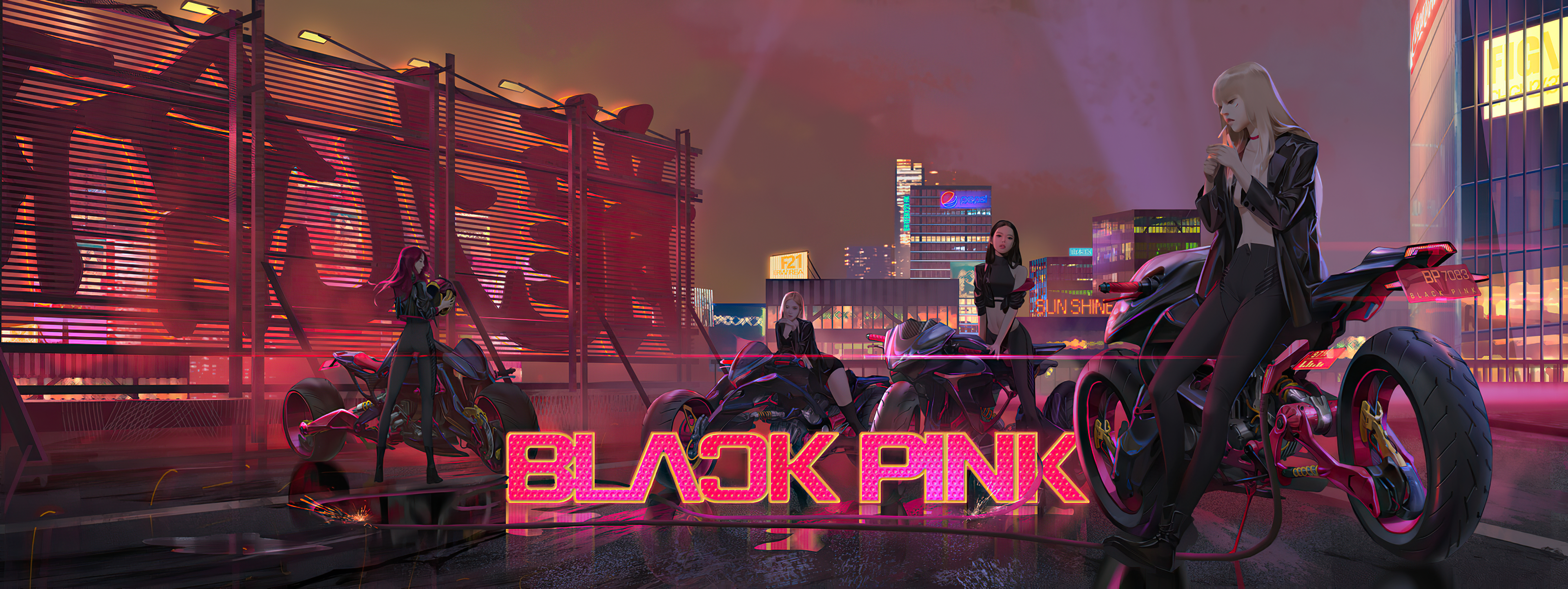 Blackpink 4k Hd Music 4k Wallpapers Images Backgrounds Photos And Pictures