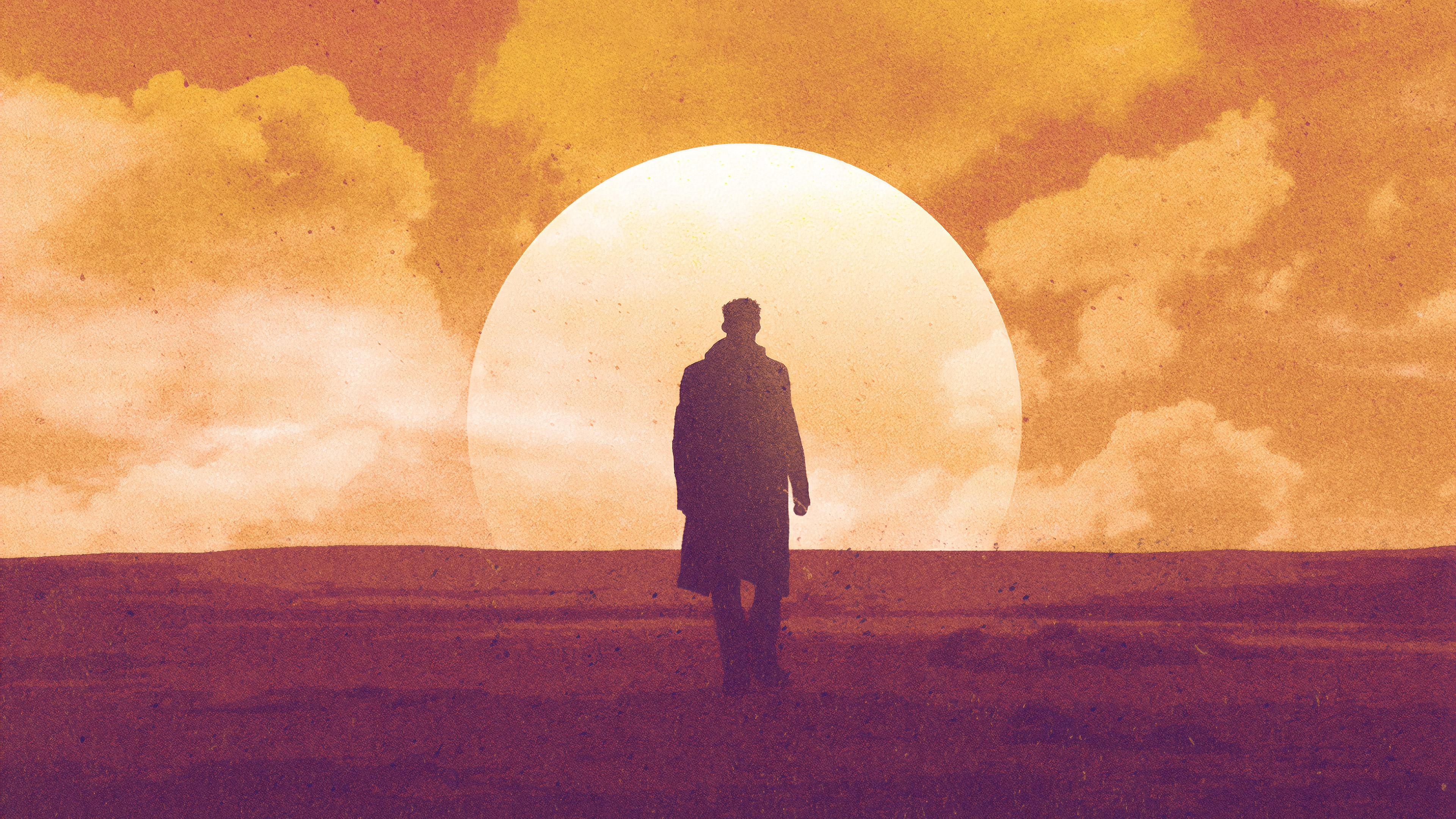 Blade Runner 2049 Art 4k Hd Movies 4k Wallpapers Images