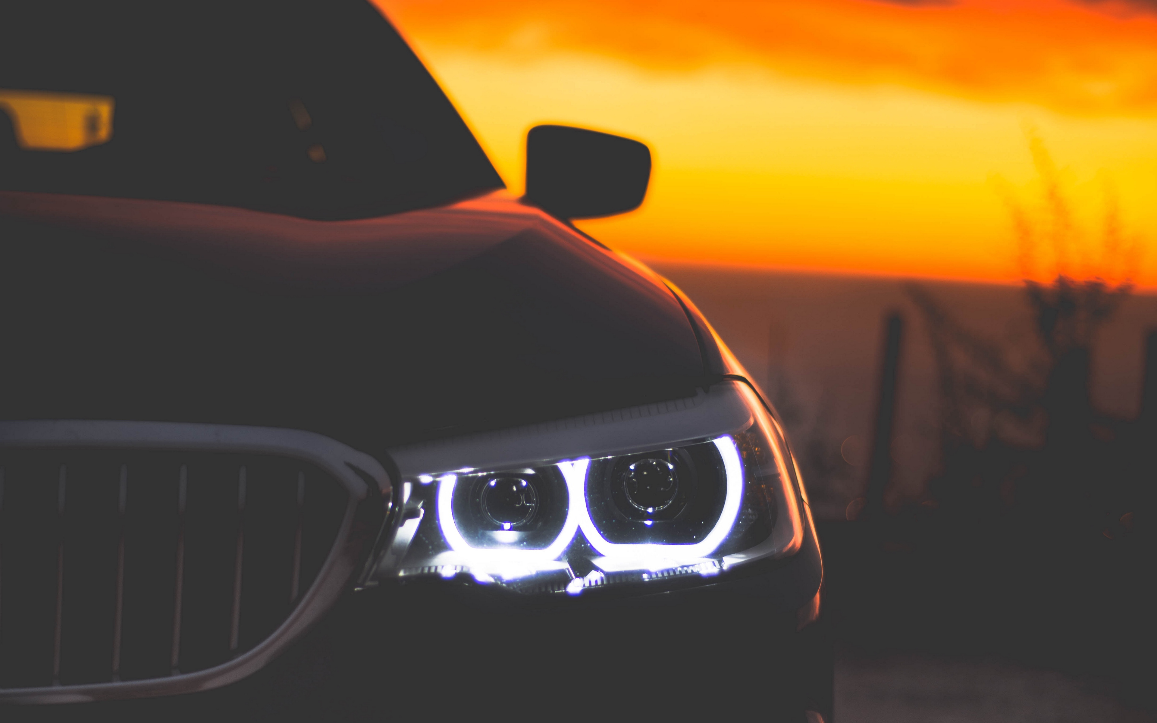 Bmw Lights 4k Hd Cars 4k Wallpapers Images Backgrounds Photos And Pictures