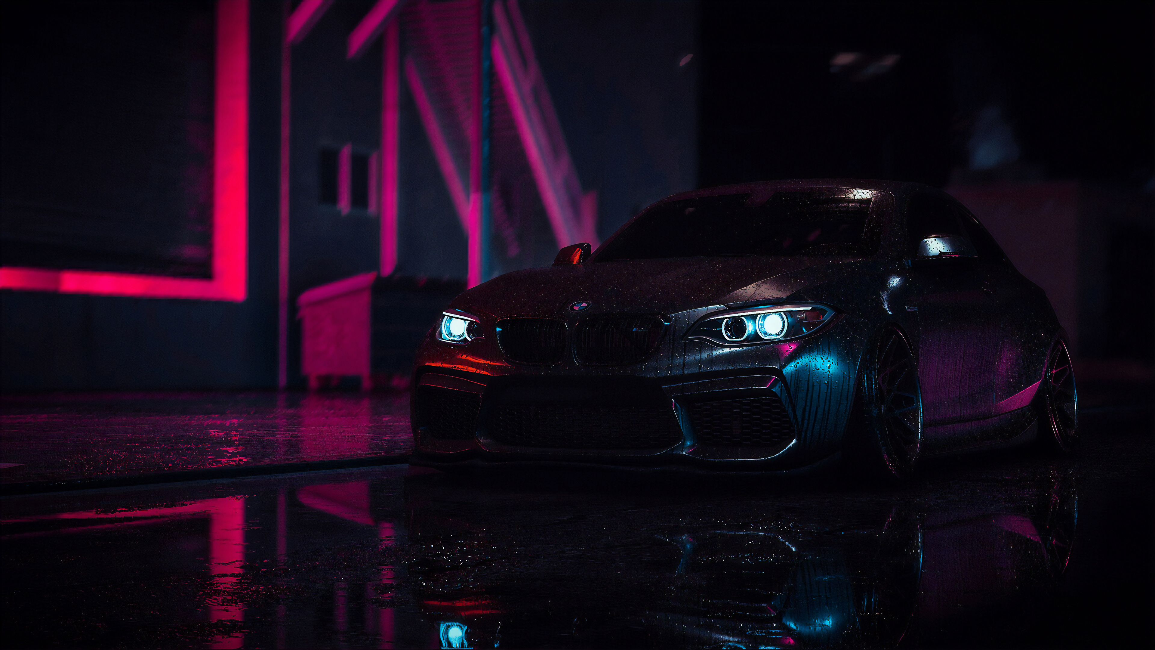 Bmw M2 Nfs Raining 4k Hd Cars 4k Wallpapers Images Backgrounds Photos And Pictures