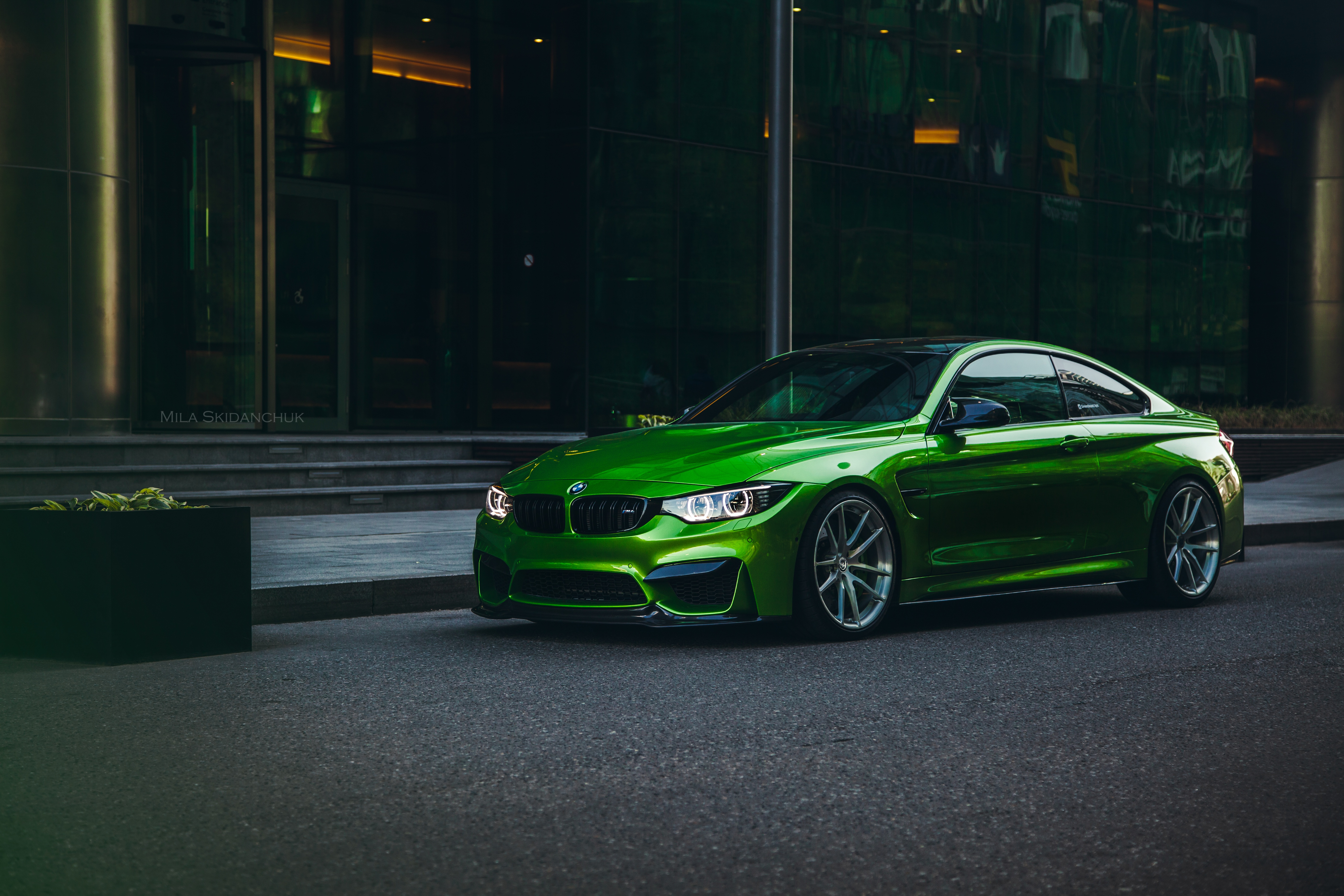 Bmw M4 Green 5k Hd Cars 4k Wallpapers Images Backgrounds Photos And Pictures
