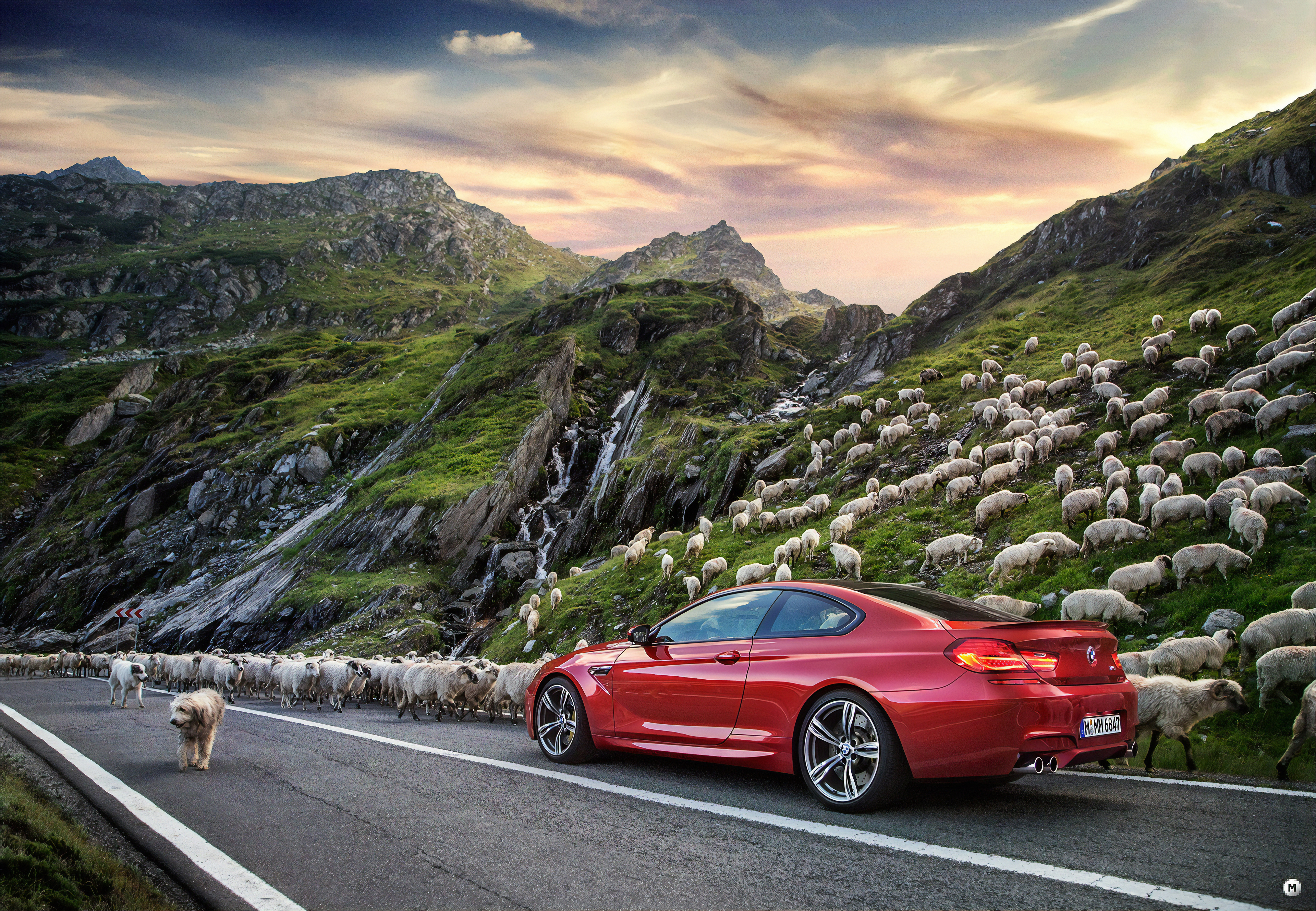Bmw M6 4k 2019, HD Cars, 4k Wallpapers, Images ...