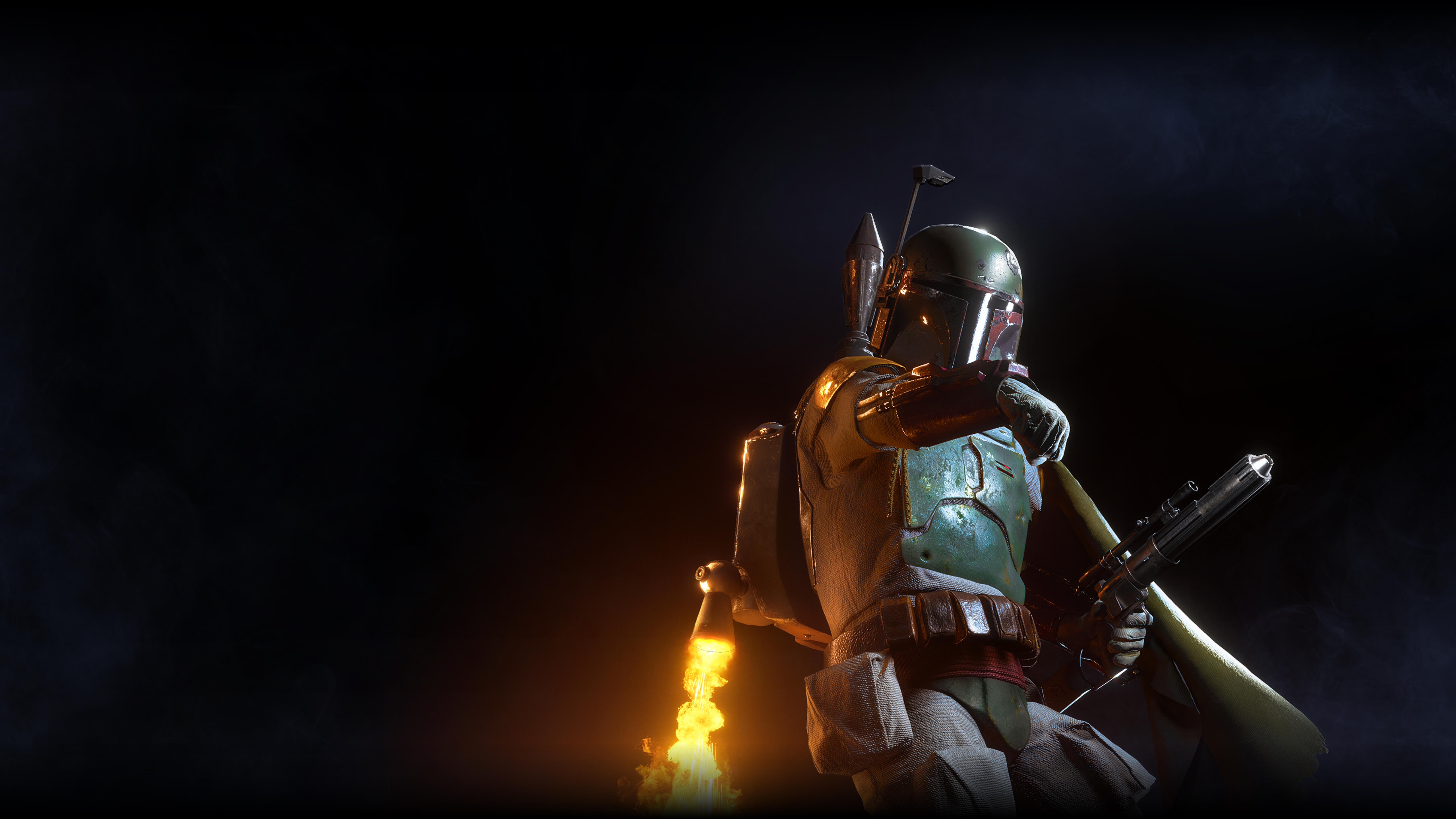 Boba Fett Star Wars Battlefront Ii Hd Games 4k Wallpapers Images Backgrounds Photos And Pictures
