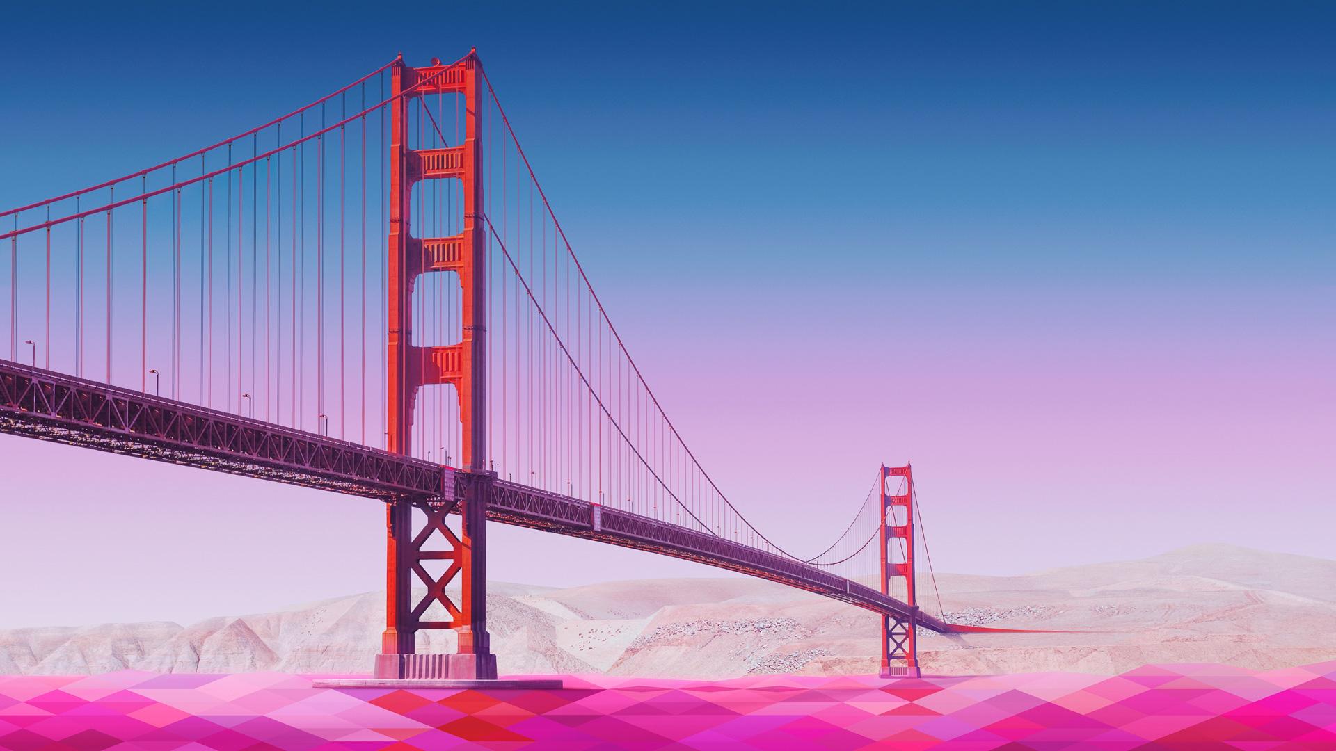 View Bridge Wallpaper 1920X1080 Gif