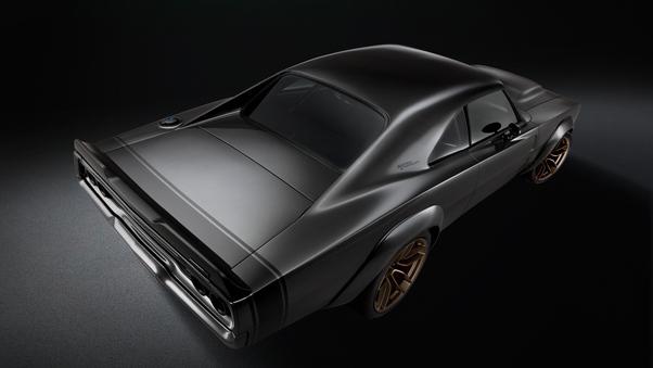 Full HD Dodge Charger Daytona 4k Wallpaper
