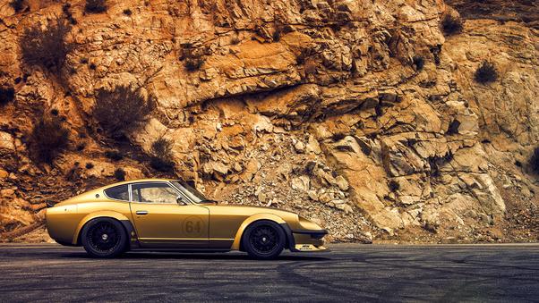 Full HD 1975 Datsun 280z Wallpaper
