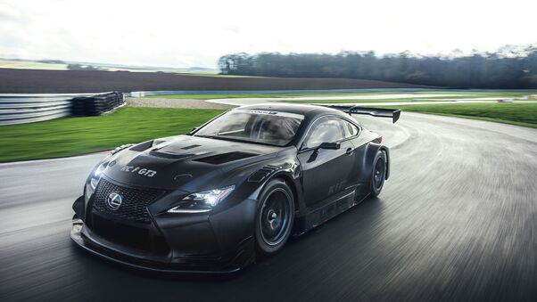 2017 Lexus Rc F Gt3 Hd Cars 4k Wallpapers Images Backgrounds Photos And Pictures